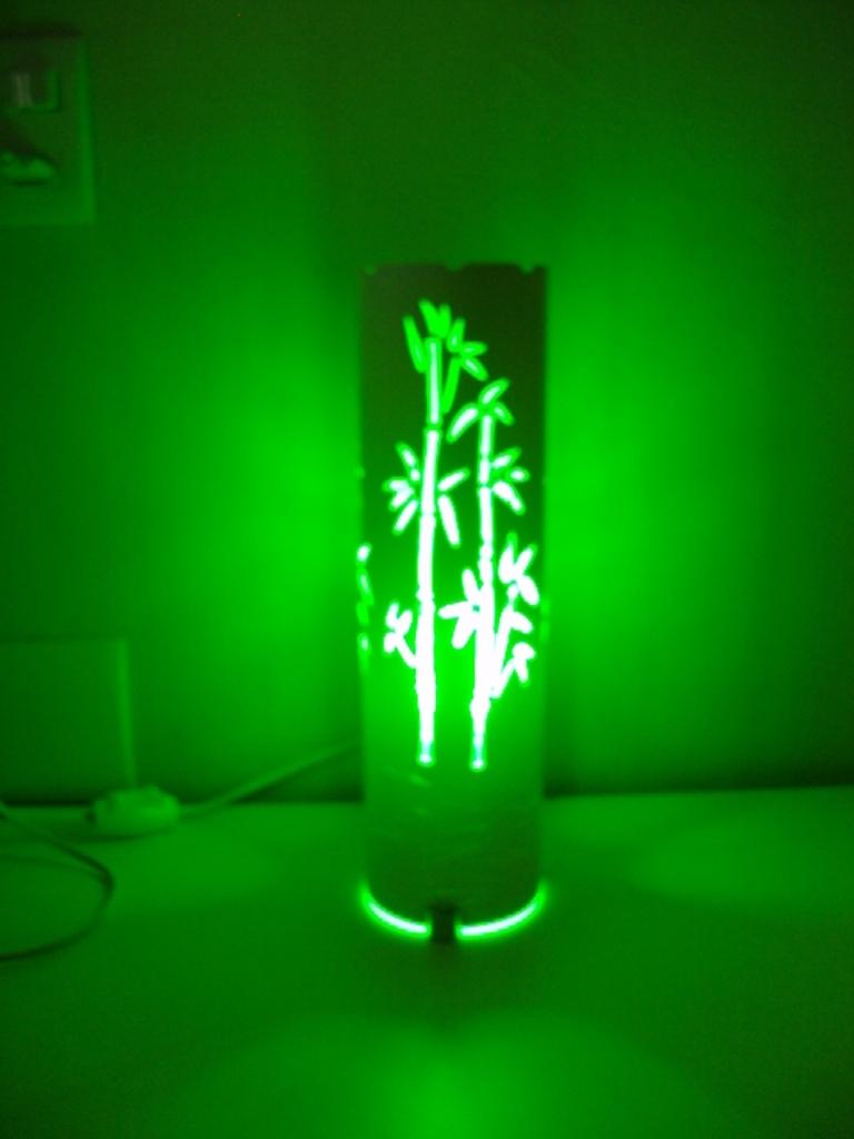 Artesanato Em Florianopolis Sc ~ Luminária artesanal bambu Léa Luminárias Artesanais Elo7