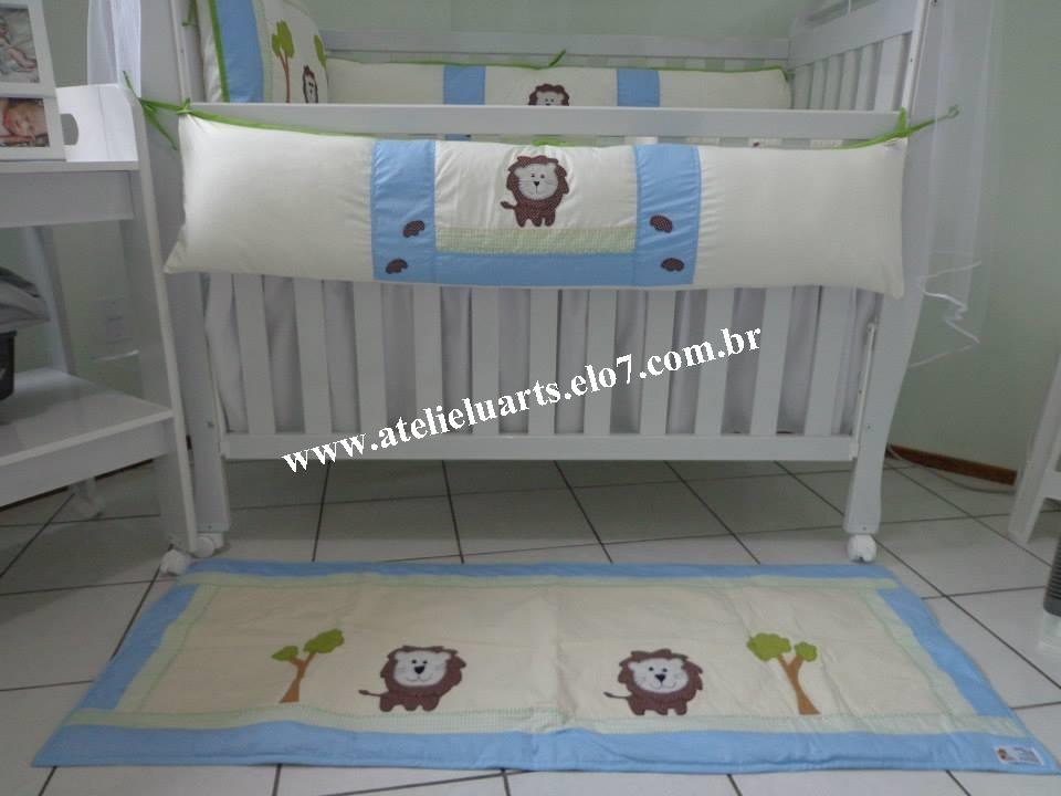 Tapete para quarto infantil Ateliê Luarts Elo7 ~ Tapete Infantil Para Quarto Urso