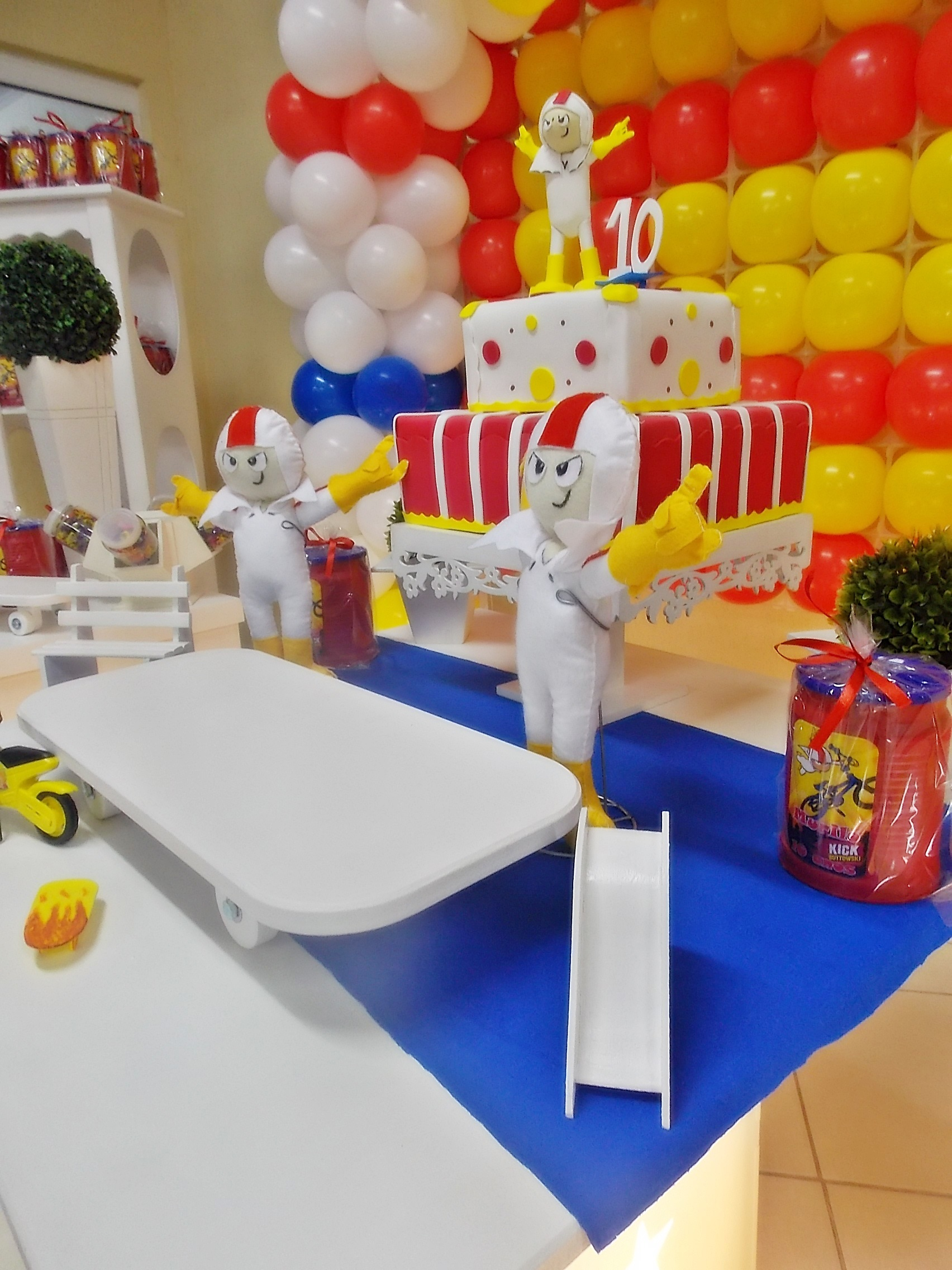 decoracao festa infantil kick buttowski:decoracao infantil kick buttowski decoracao infantil kick buttowski