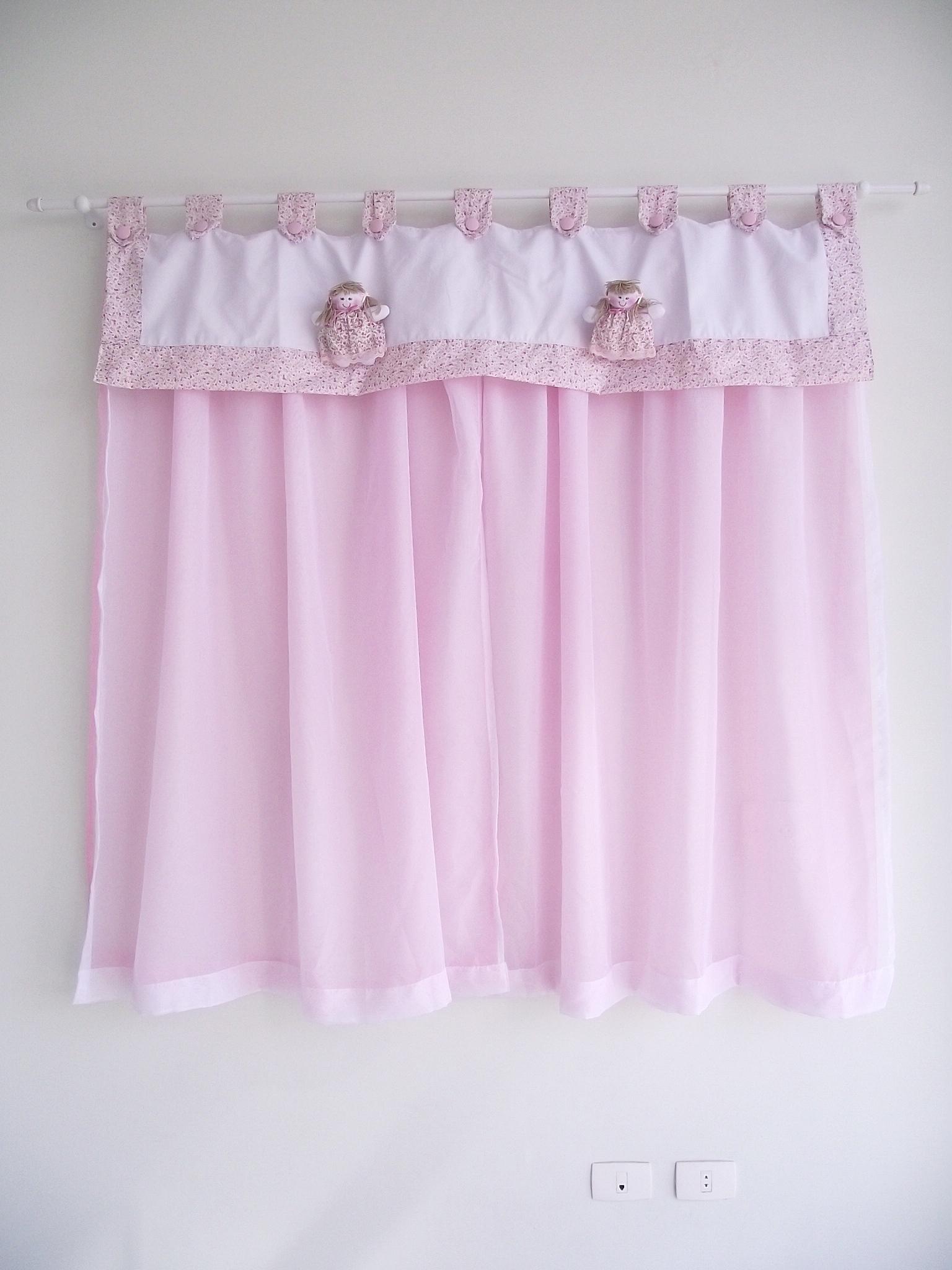 20170307201810 cortinas para quarto de bebe safari - Cortina para bebe ...