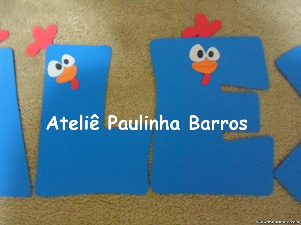 decoracao de sala galinha pintadinha:para painel Galinha Pintadinha Letras para painel Galinha Pintadinha