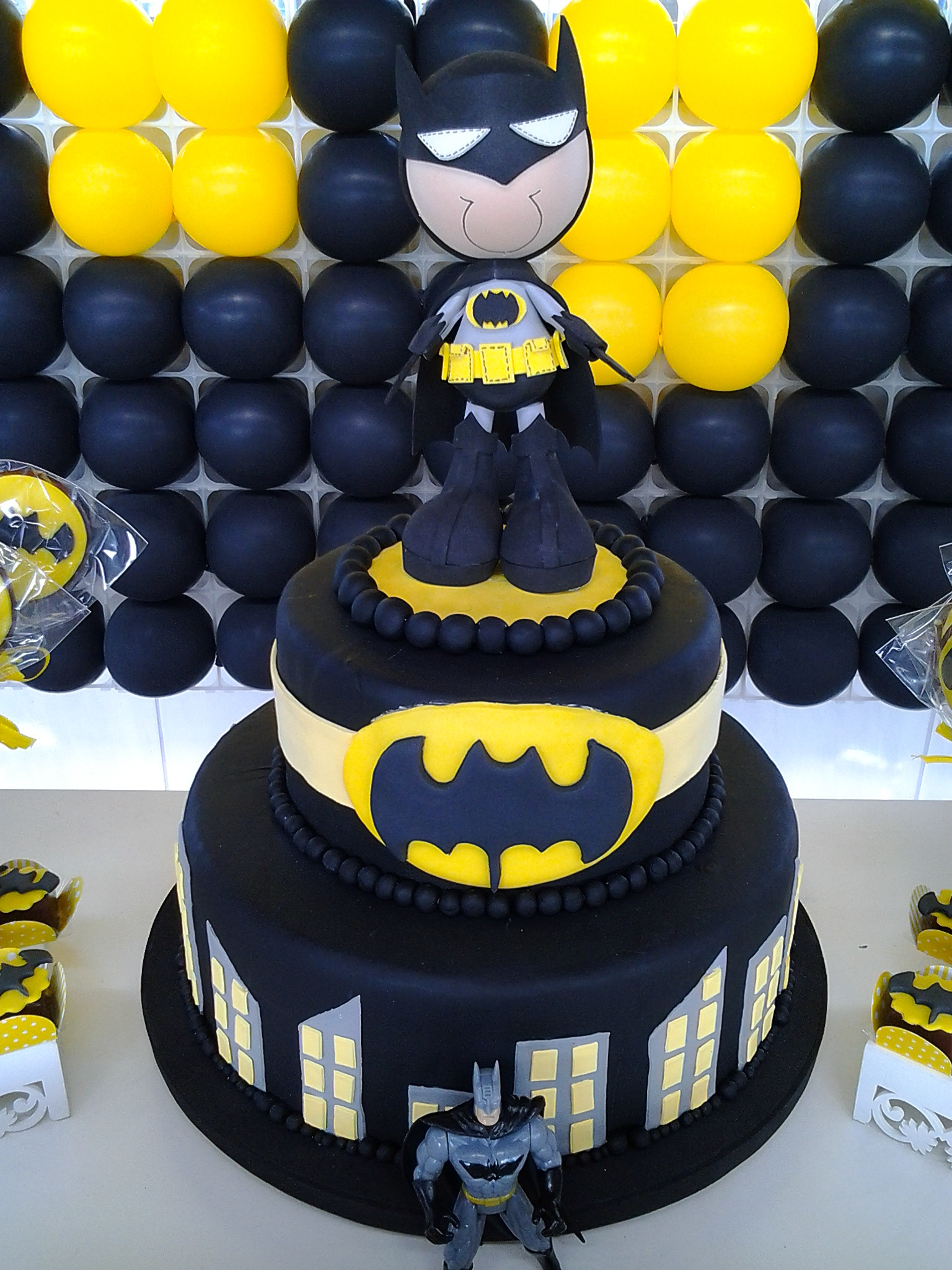 decoracao festa batman : decoracao festa batman:decoracao-festa-batman-festa decoracao-festa-batman-aniversario