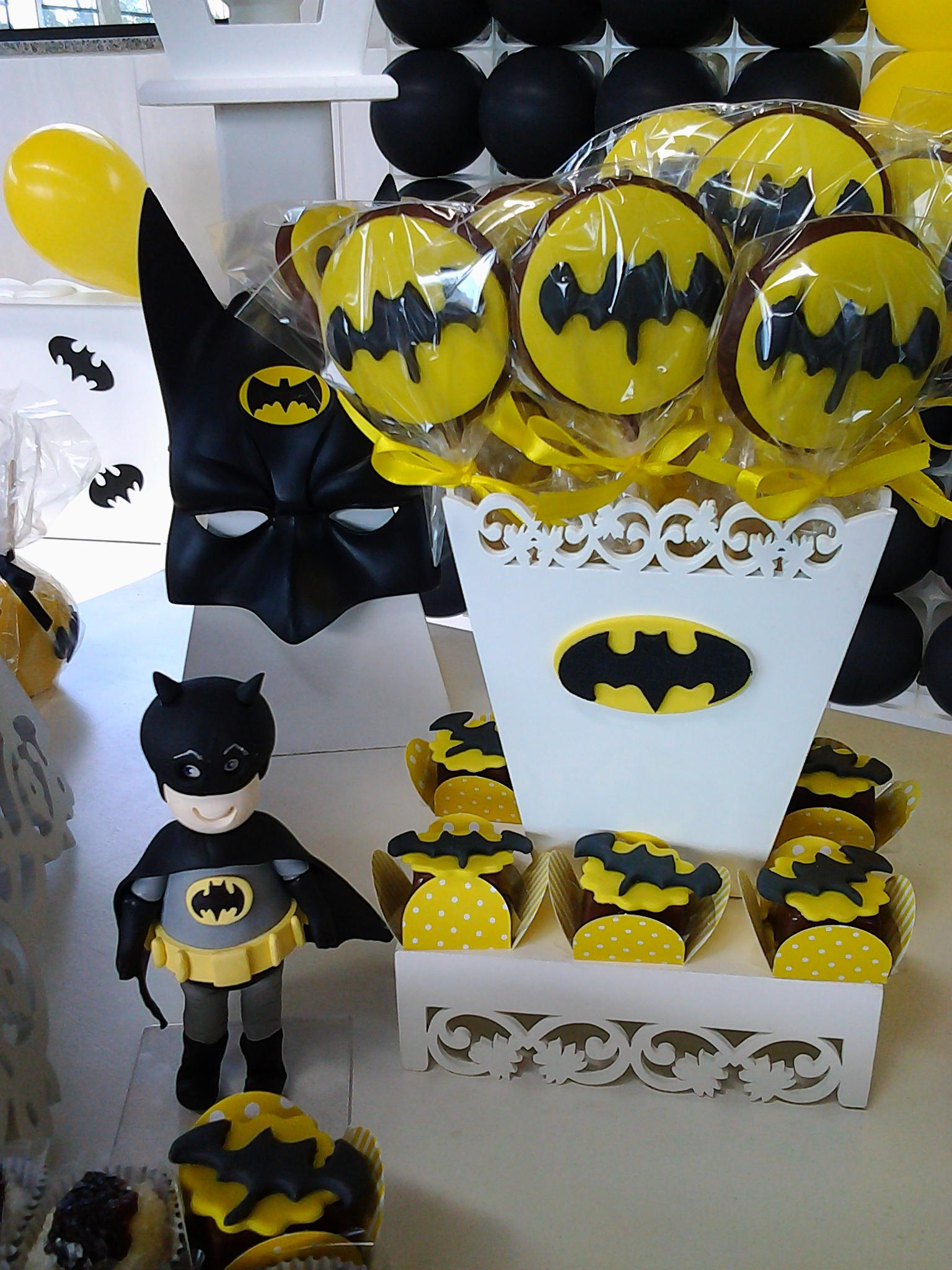 decoracao festa batman : decoracao festa batman:decoracao-festa-batman-infantil decoracao-festa-batman-batman