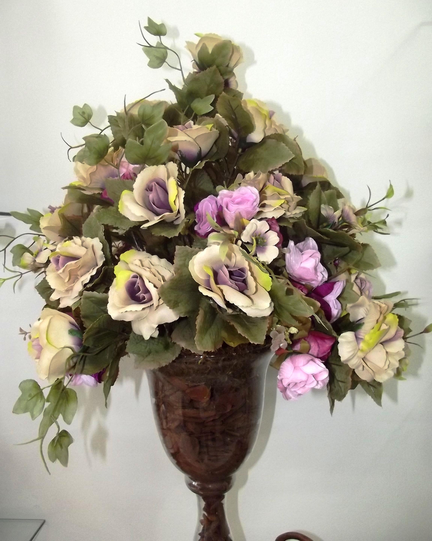 #8F3C72 arranjo sortidas vaso de vidro rosas arranjo sortidas vaso de 32 Janelas De Vidro Como Montar