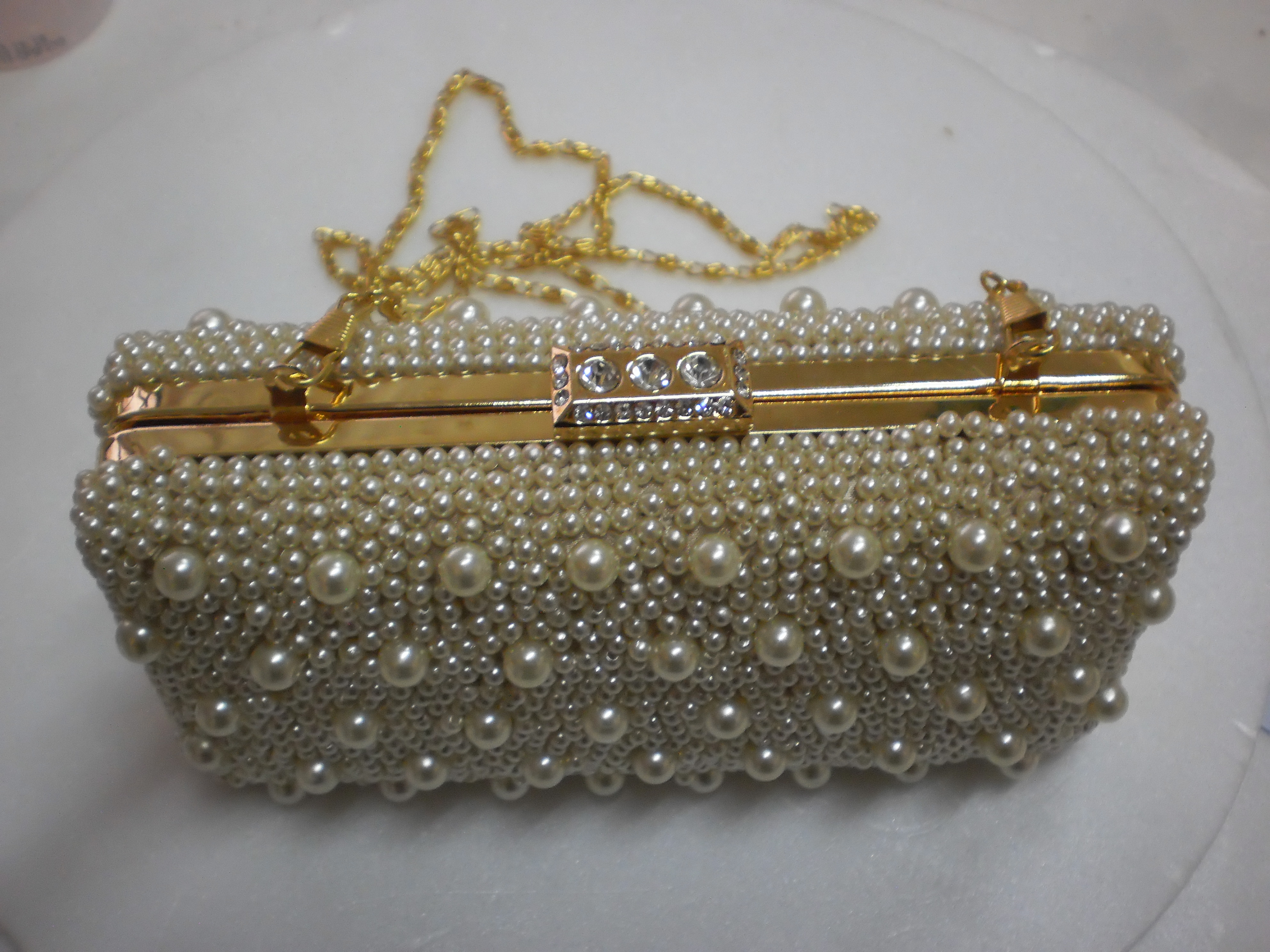 Bolsa De Mao Dourada Para Festa : Bolsa ou carteira para festa eventos by maria antonia elo