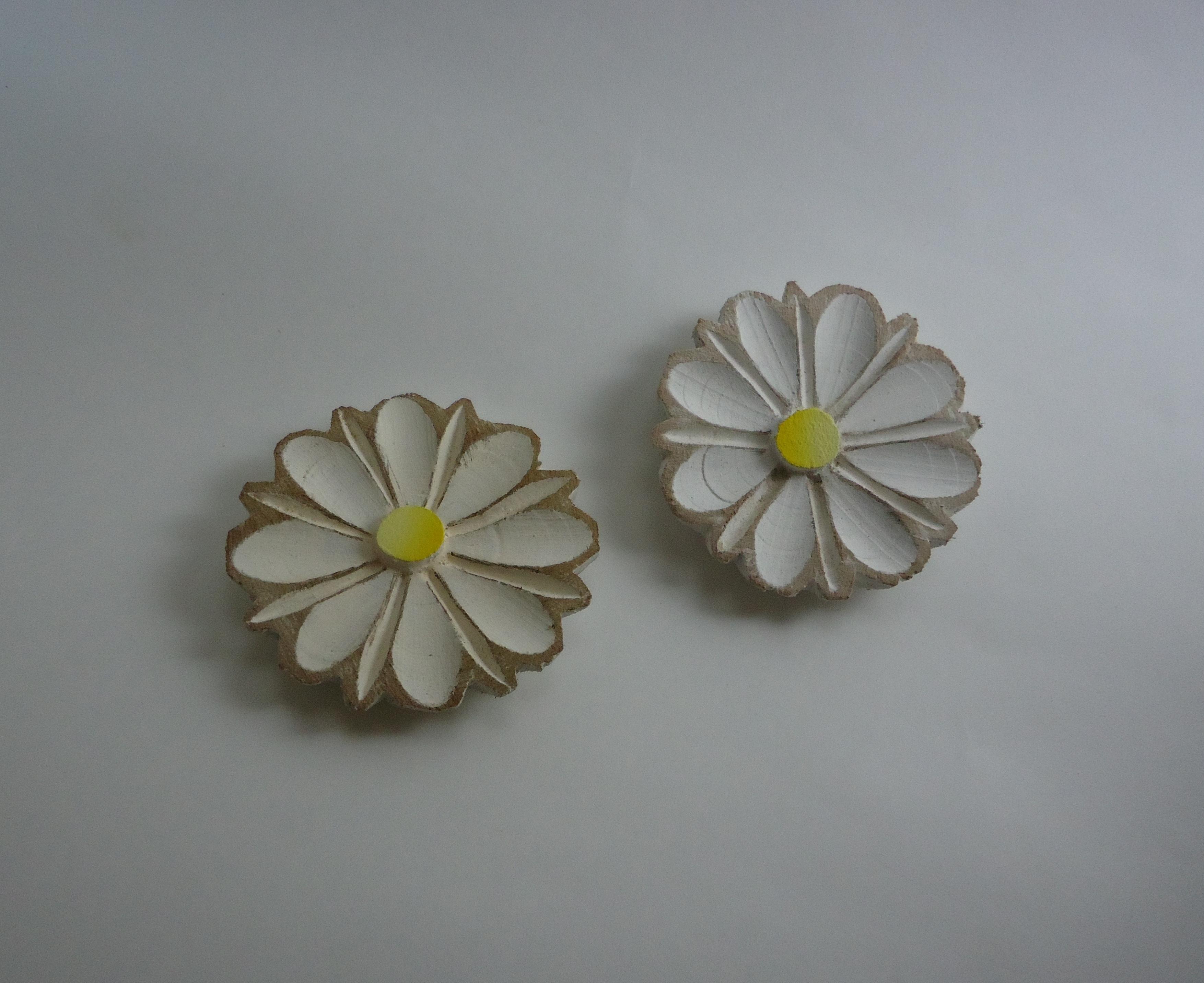 Flores de Madeira Patinada Elo7 #59503A 3509x2865