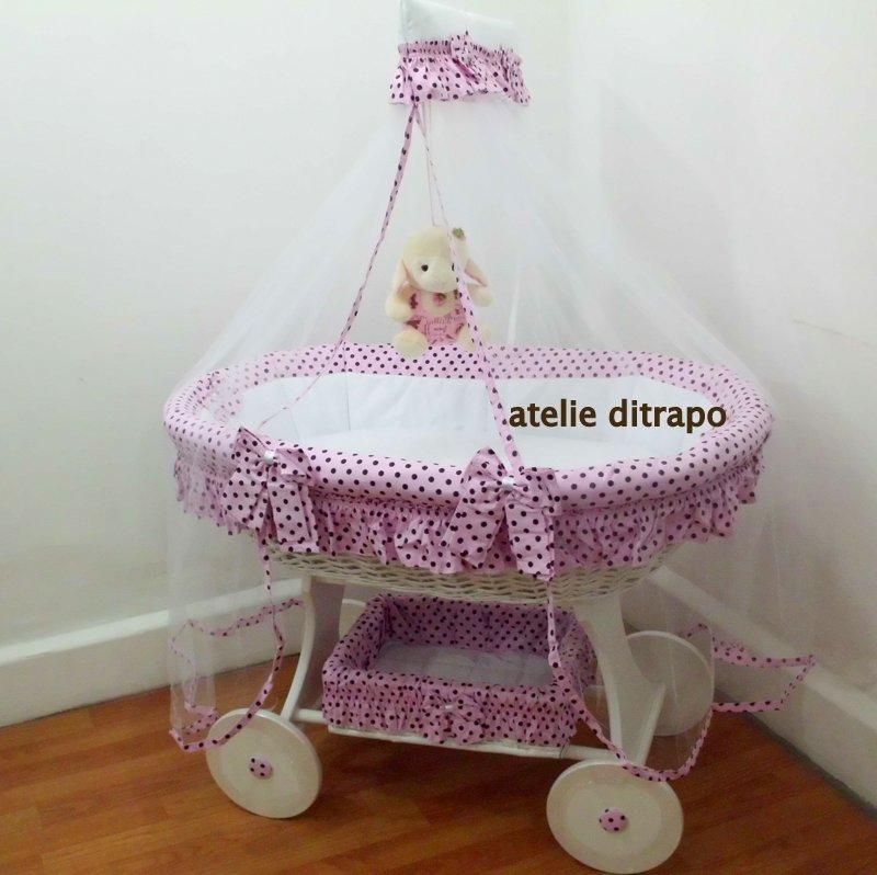 Quarto de beb junto com os pais moises dona mix - Moises clasicos para bebes ...