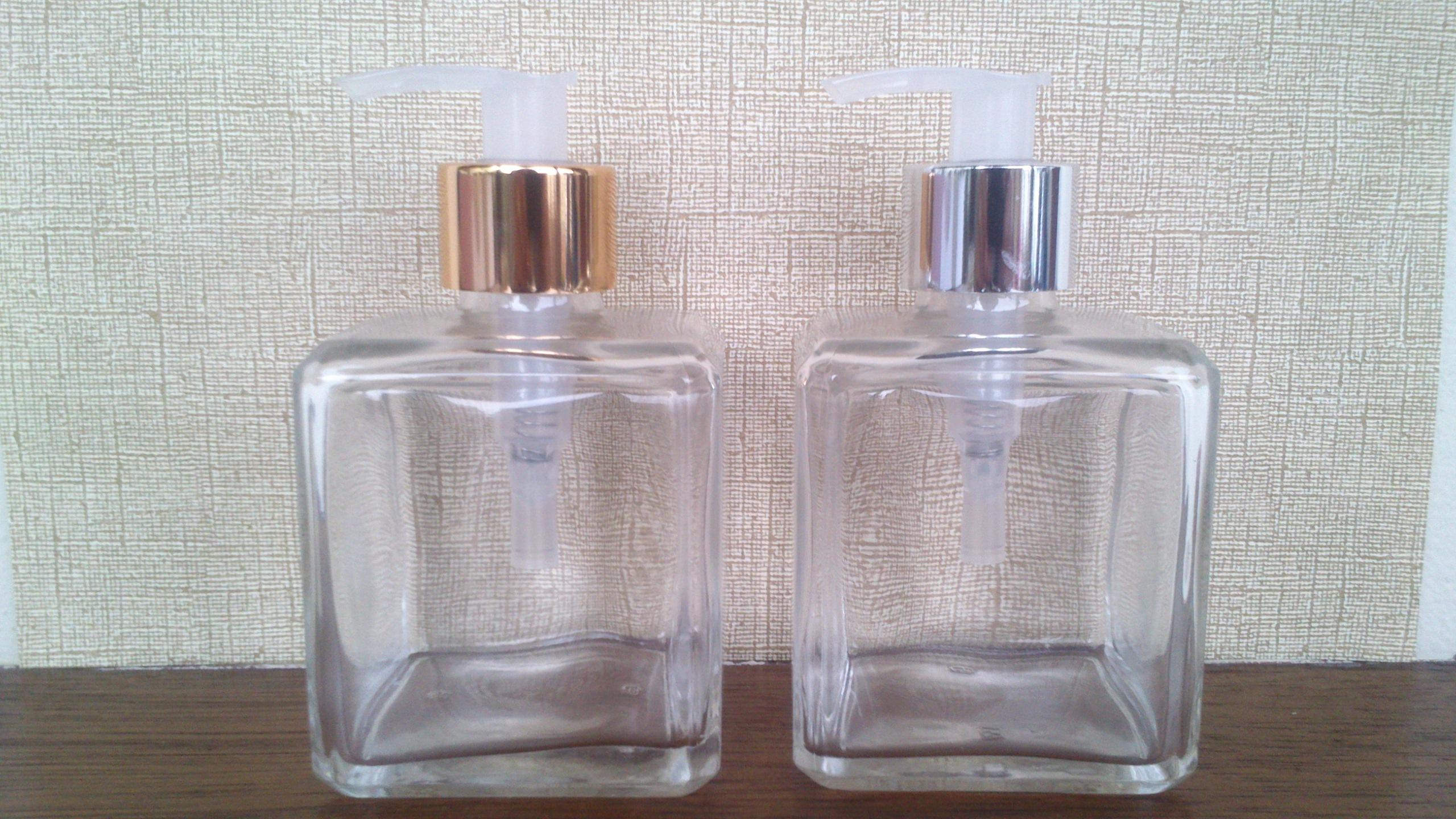 frasco vidro cubo 250 ml saboneteira frasco de vidro.jpg #4B3730 2560 1440