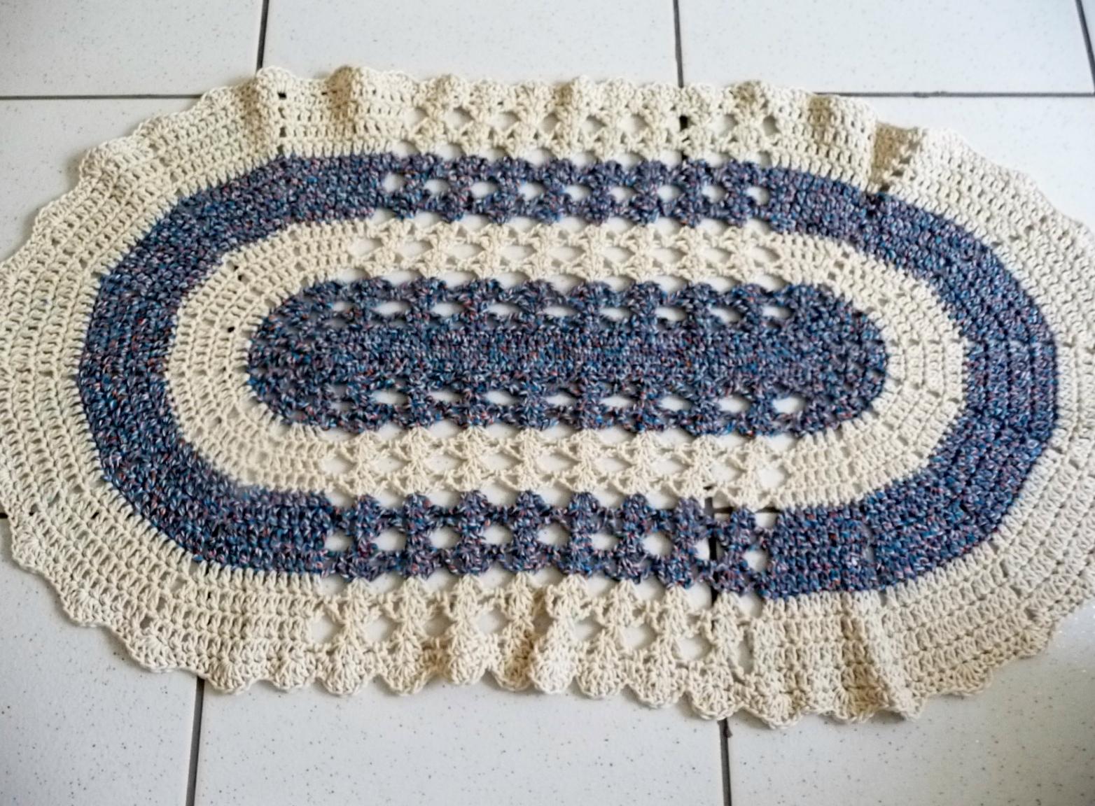 Arte Em Tapete De Barbante : tapete-oval-de-barbante-em-croche-tapete.jpg