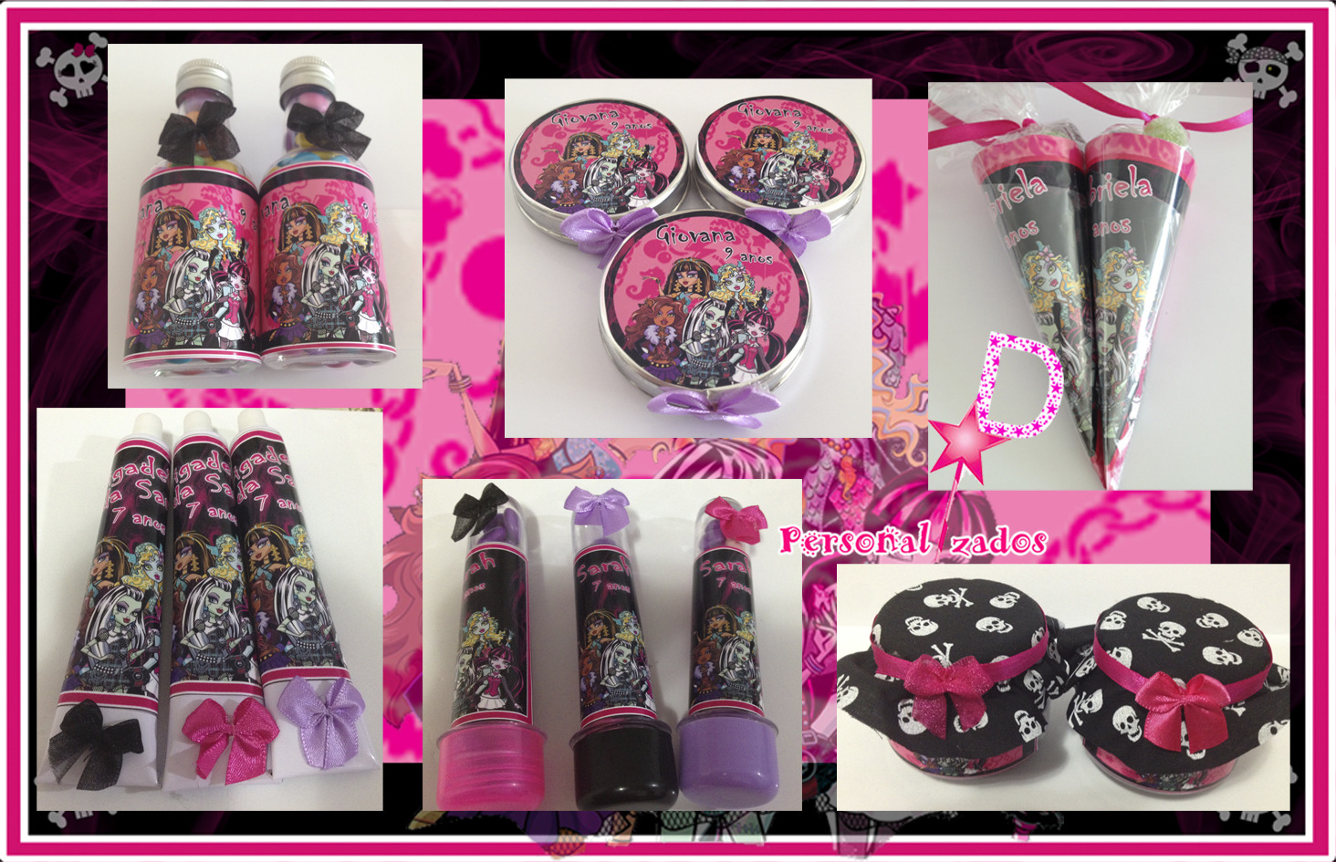 Monster High Cake Decoration Kit : Pin Wolf Decorations 1st Birthday Decorating Ideas Blog ...
