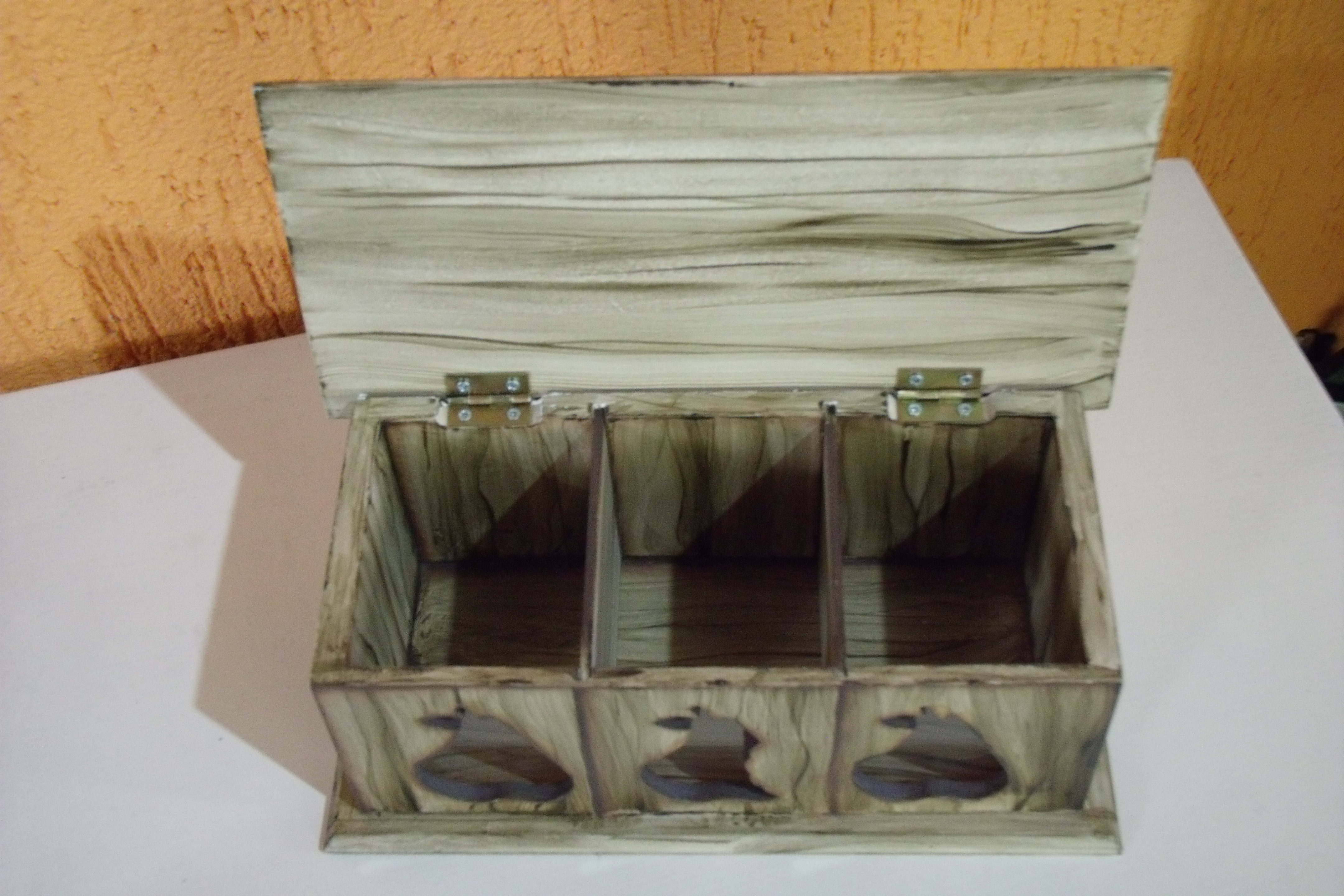 porta cha em mdf cozinha porta cha em mdf pintura imitando madeira #996B32 4320x2880