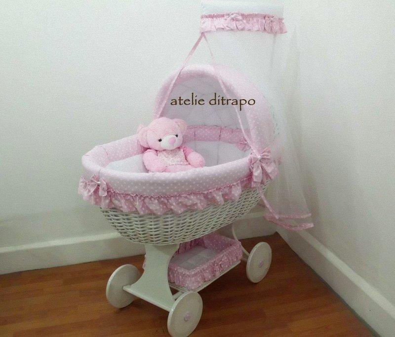 moises para bebê  En Provence Baby  Elo7