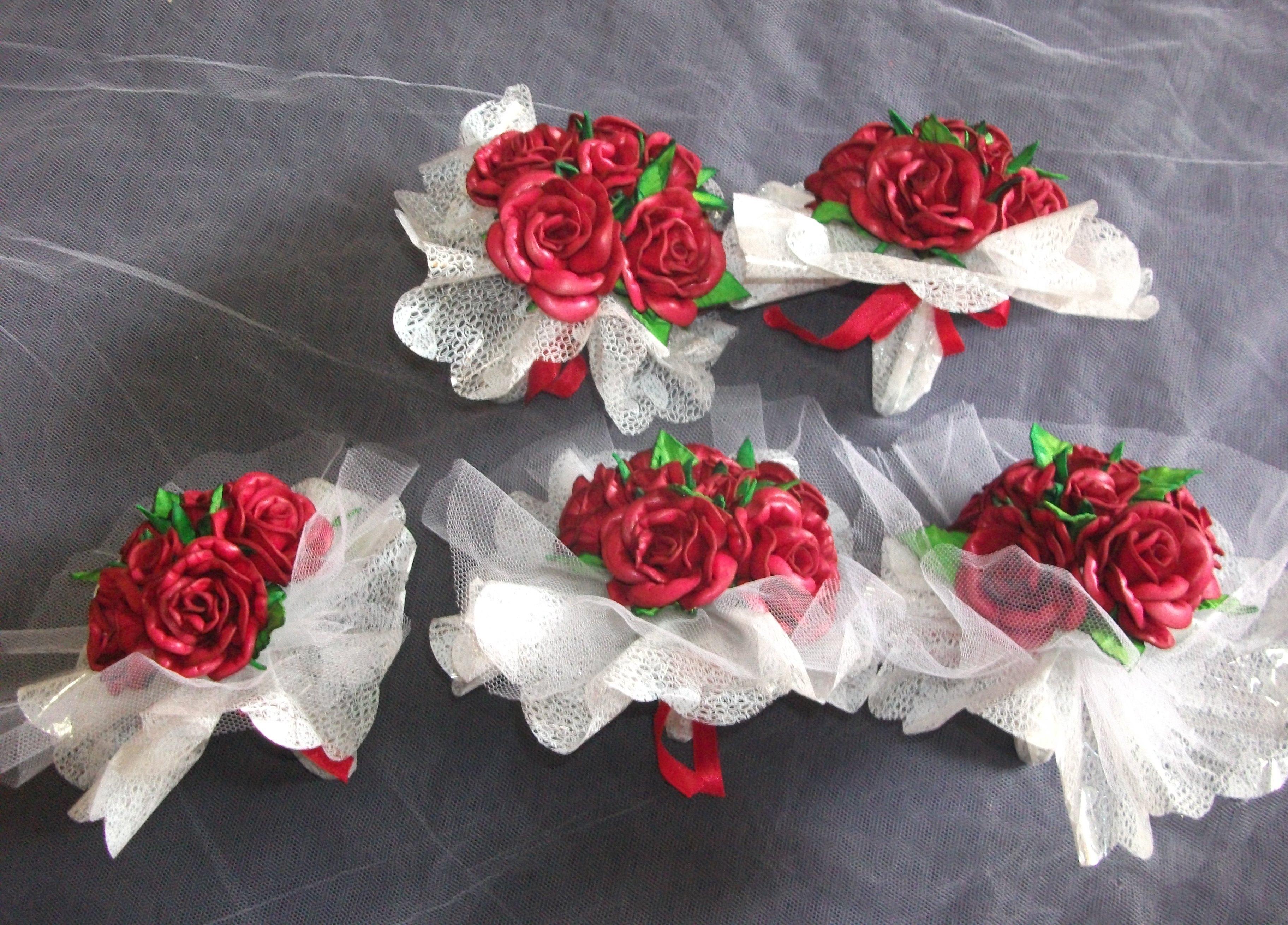 de rosas em EVA Mini buqu de rosas em EVA Mini buqu de rosas em