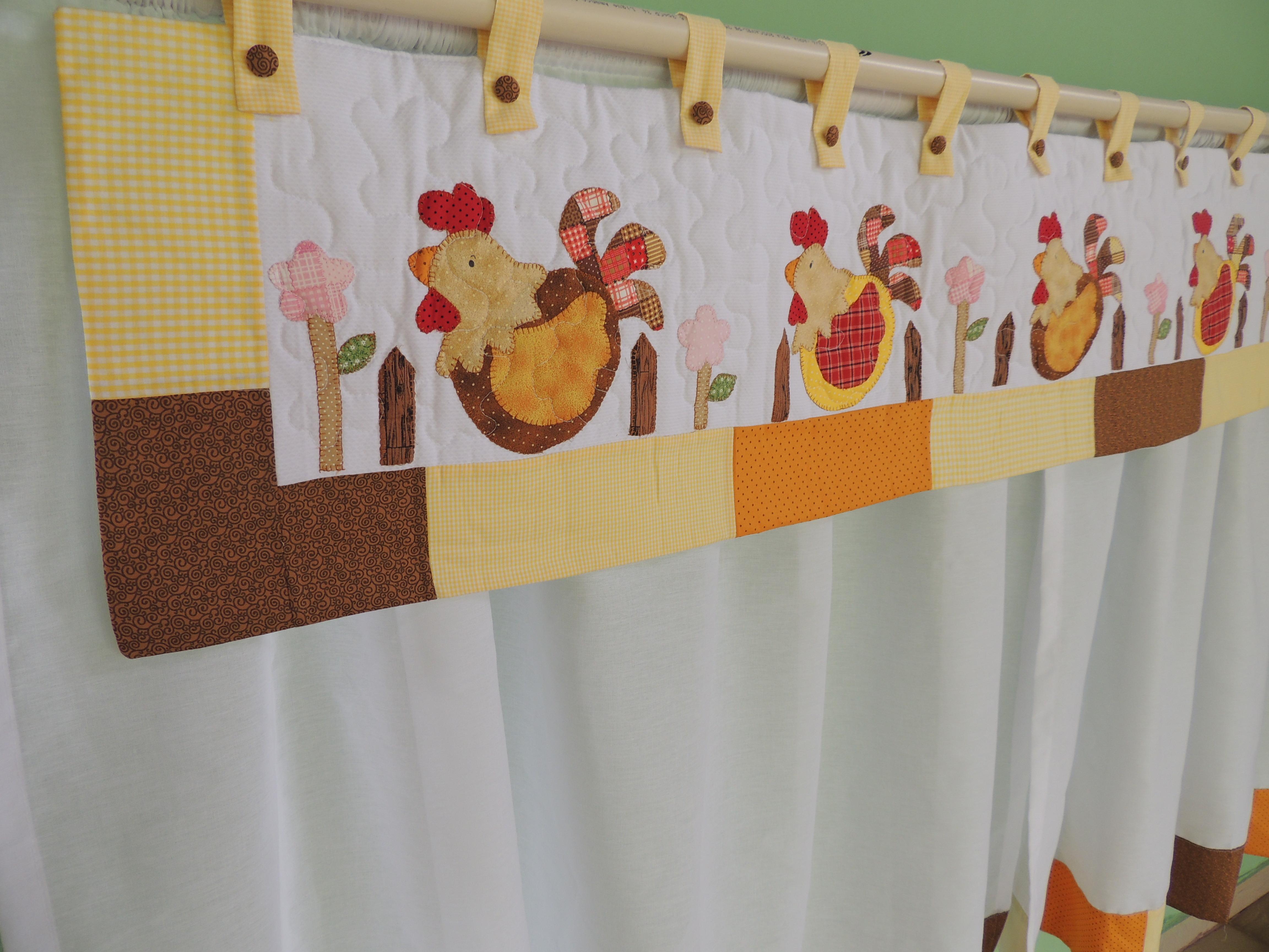 Cortina De Croche Para Cozinha Com Frutas Oppenau Info