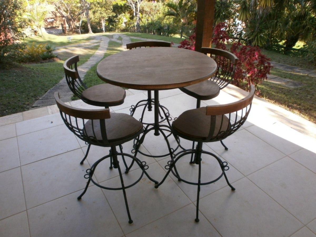 Mesa e cadeiras base de ferro Mesa e cadeiras base de ferro #928439 1200x900