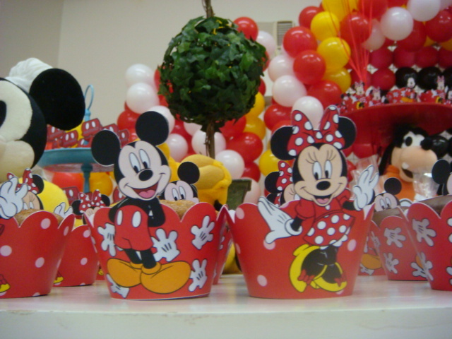 decoracao festa mickey : decoracao festa mickey:festa mickey ou minnie festa infantil festa mickey ou minnie