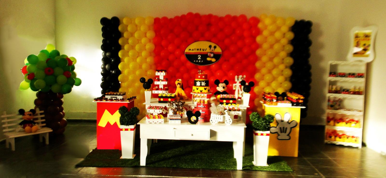 decoracao festa mickey : decoracao festa mickey:Decoracao Festa Mickey Decoracao De Festa Provencal E Clean Car