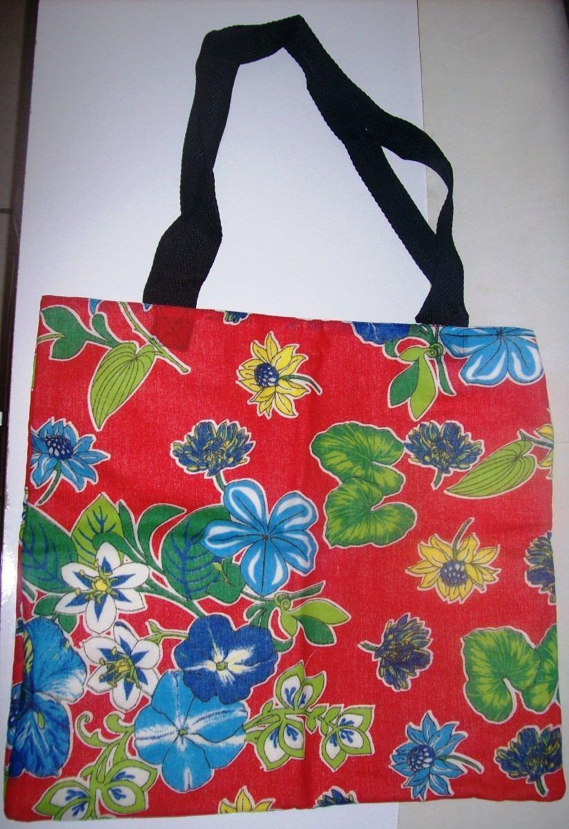 Bolsa De Tecido Linda : Bolsa sacola de tecido chita coisas da lili elo