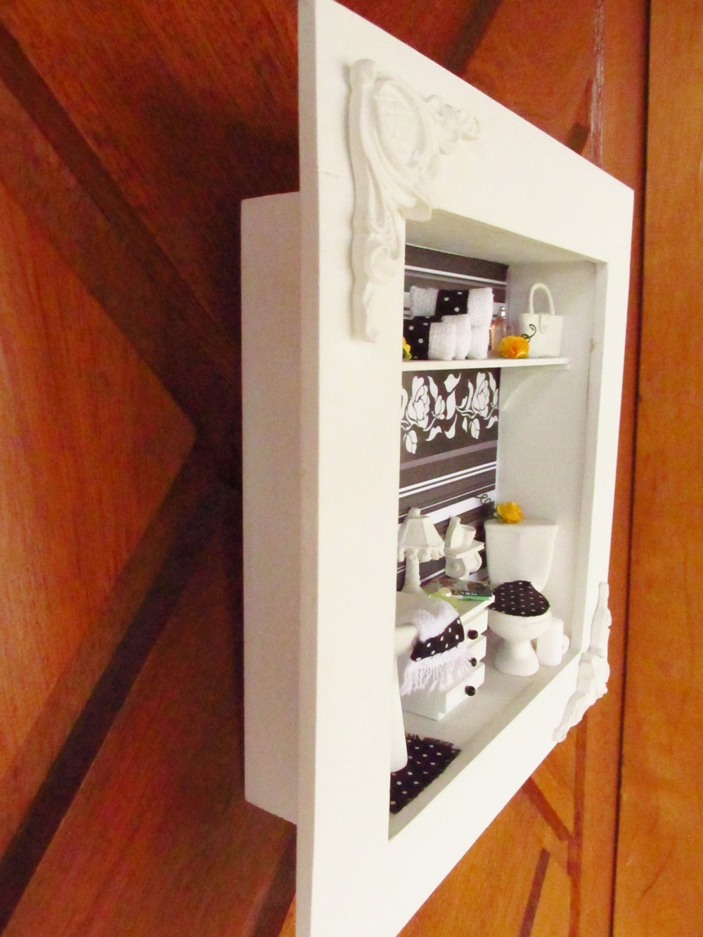 Banheiro Preto E Branco~ Decoracao Banheiro Preto E Branco