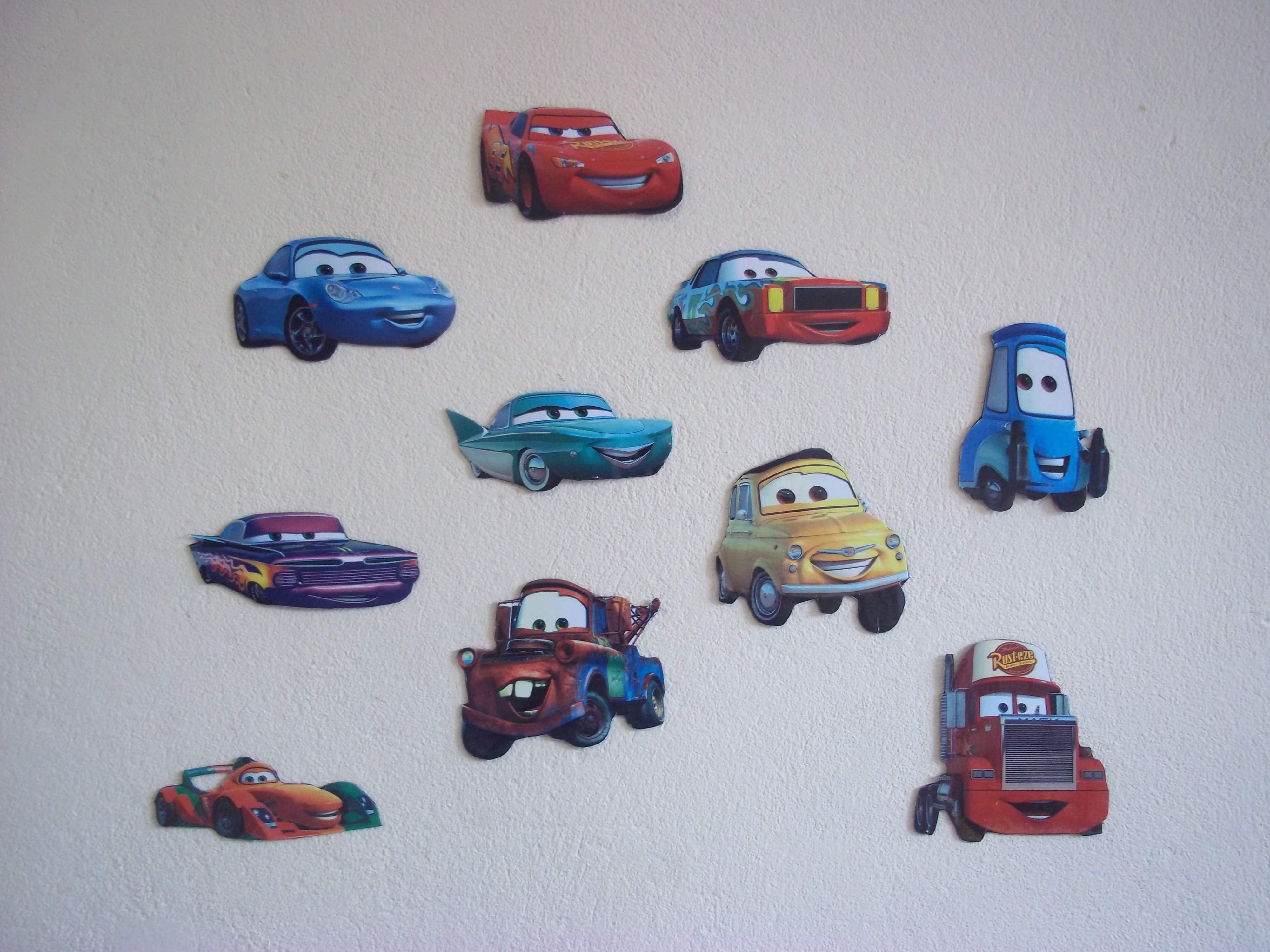 Artigos para festa infantil carros