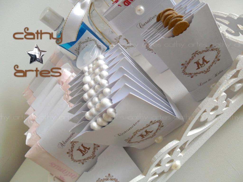 kit decoracao banheiro:kit-lavabo-branco-com-dourado-decoracao-banheiro-casamento