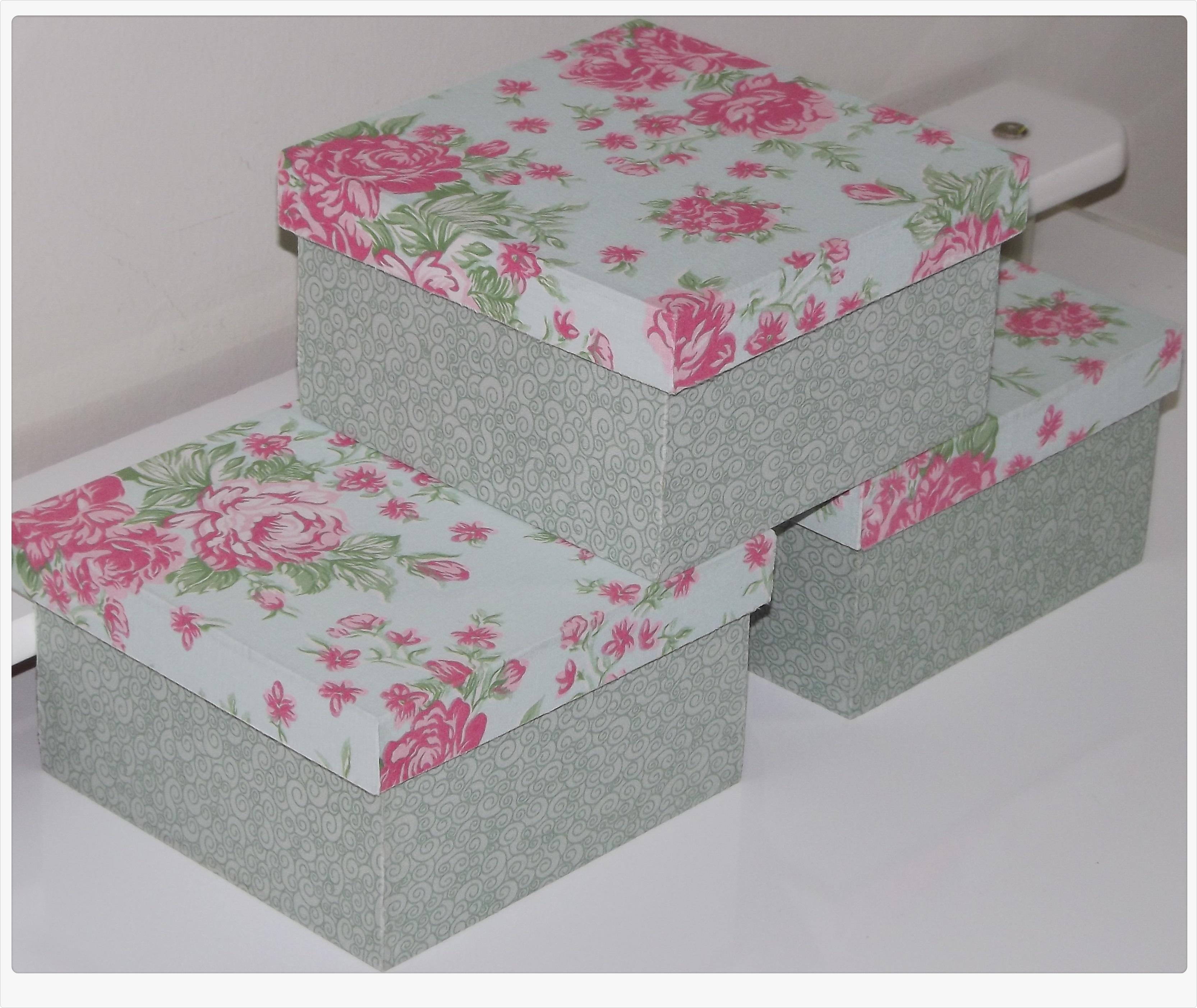 caixas em mdf forradas com tecido caixas mdf #8D3E59 3331x2807