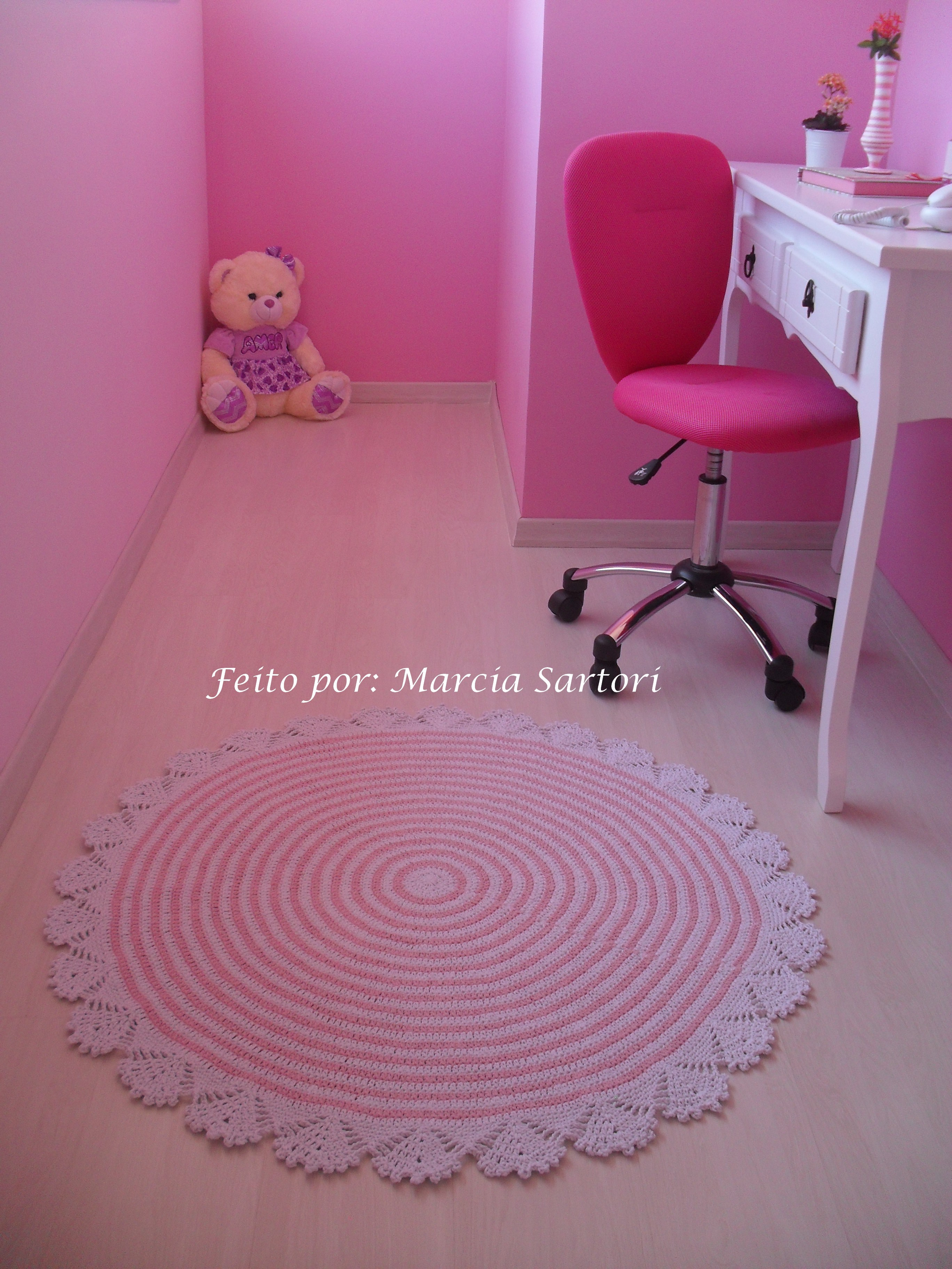 tapete baby danielle marcia sartori elo7. Black Bedroom Furniture Sets. Home Design Ideas