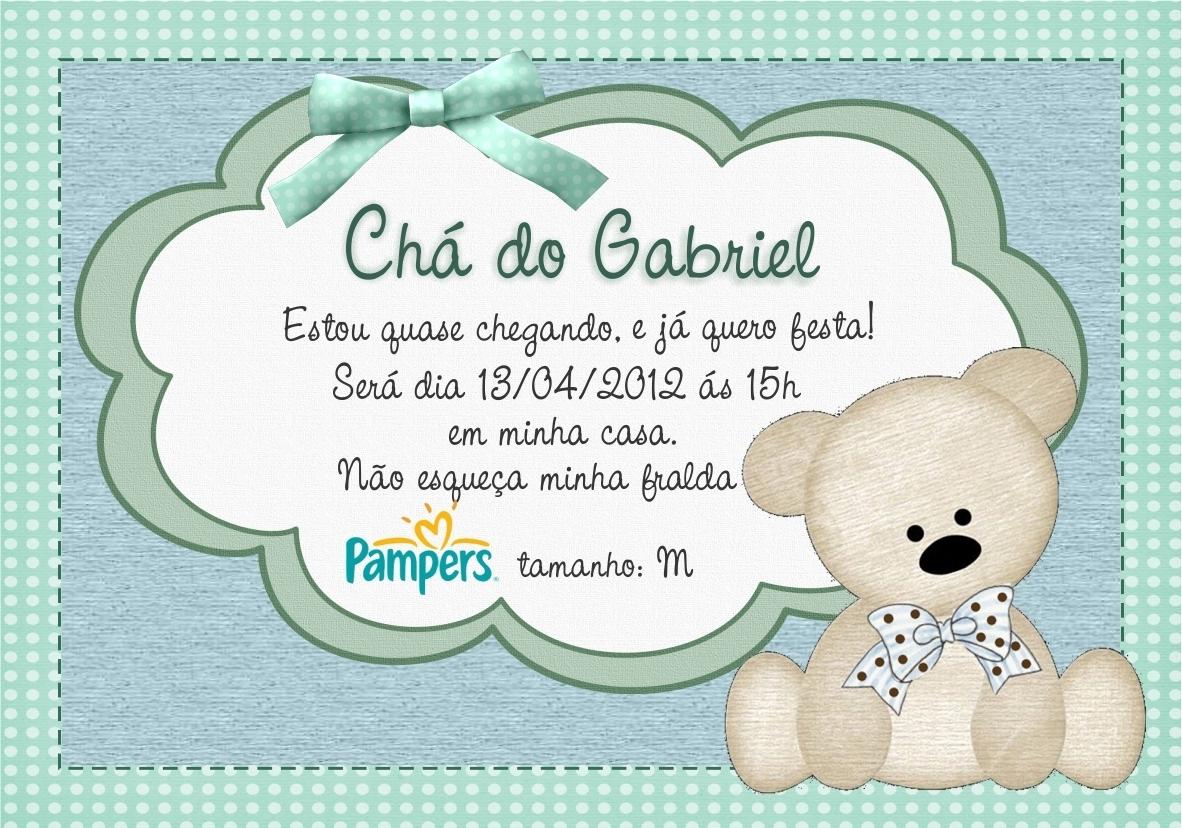 Mensagem De Convite De Cha De Fralda: Adorável Frases Para Foto Cha De Bebe