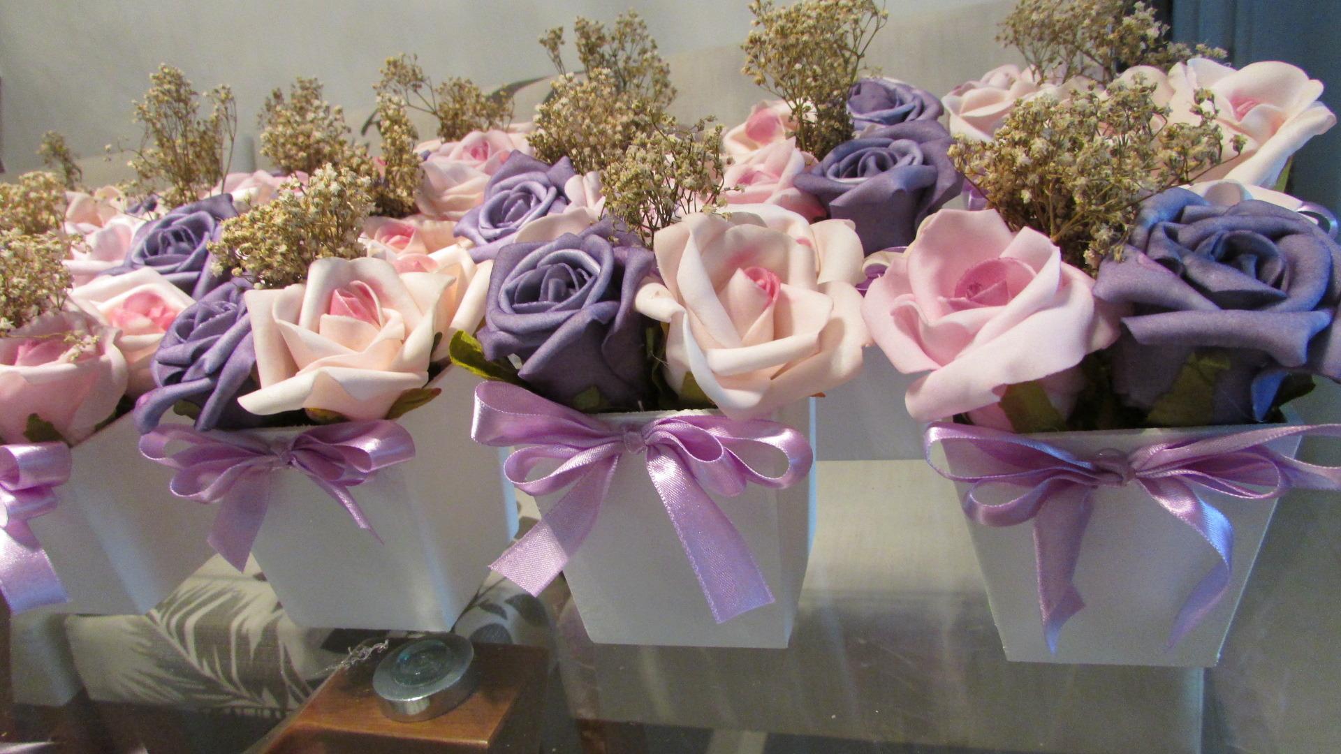 kit decoracao casamento:festa casamento kit casamento bouquet vasinhos di alex mini bouquet