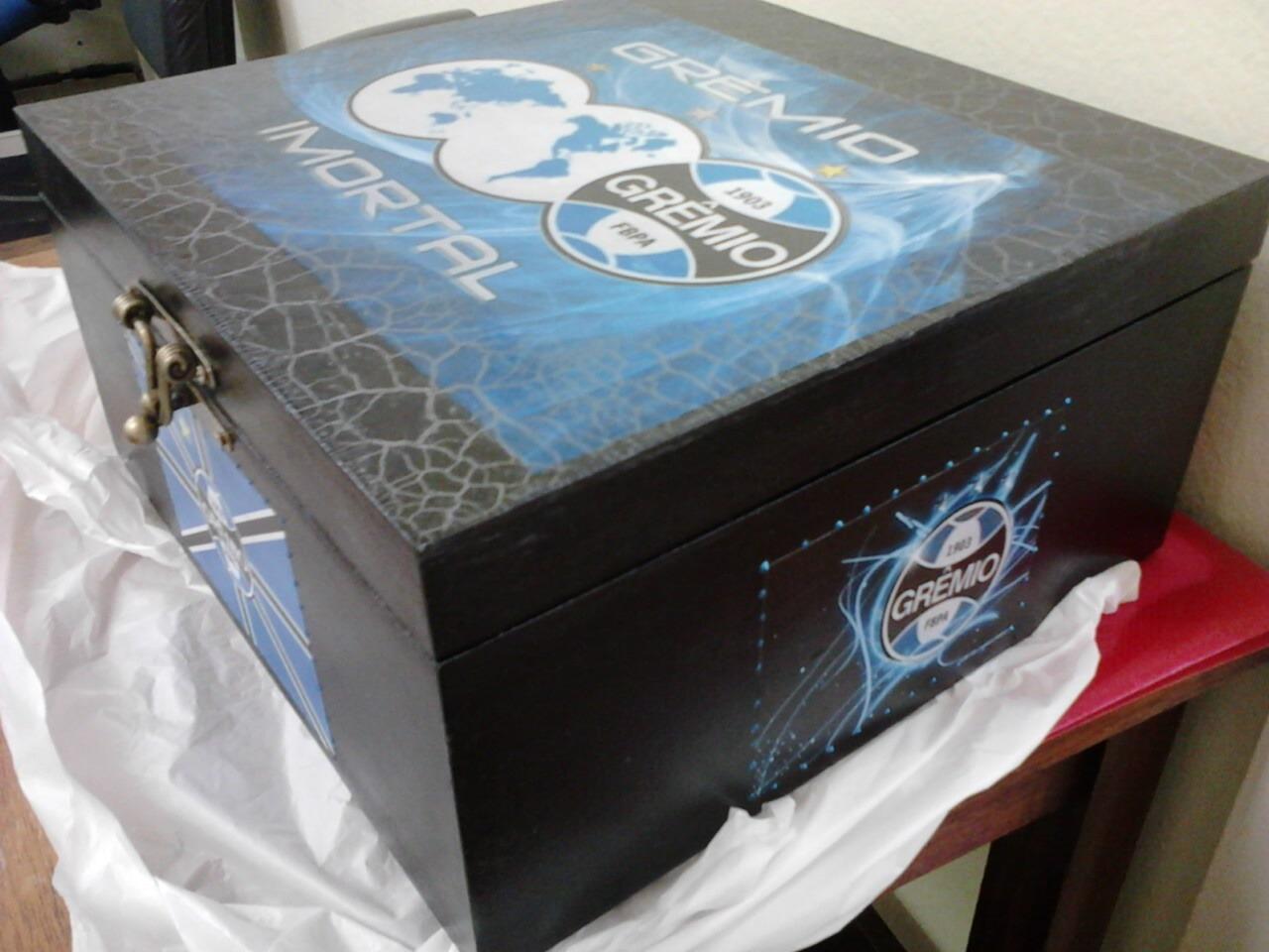 Caixa decorada Time de futebol Caixa decorada Time de futebol Caixa  #762828 1280x960