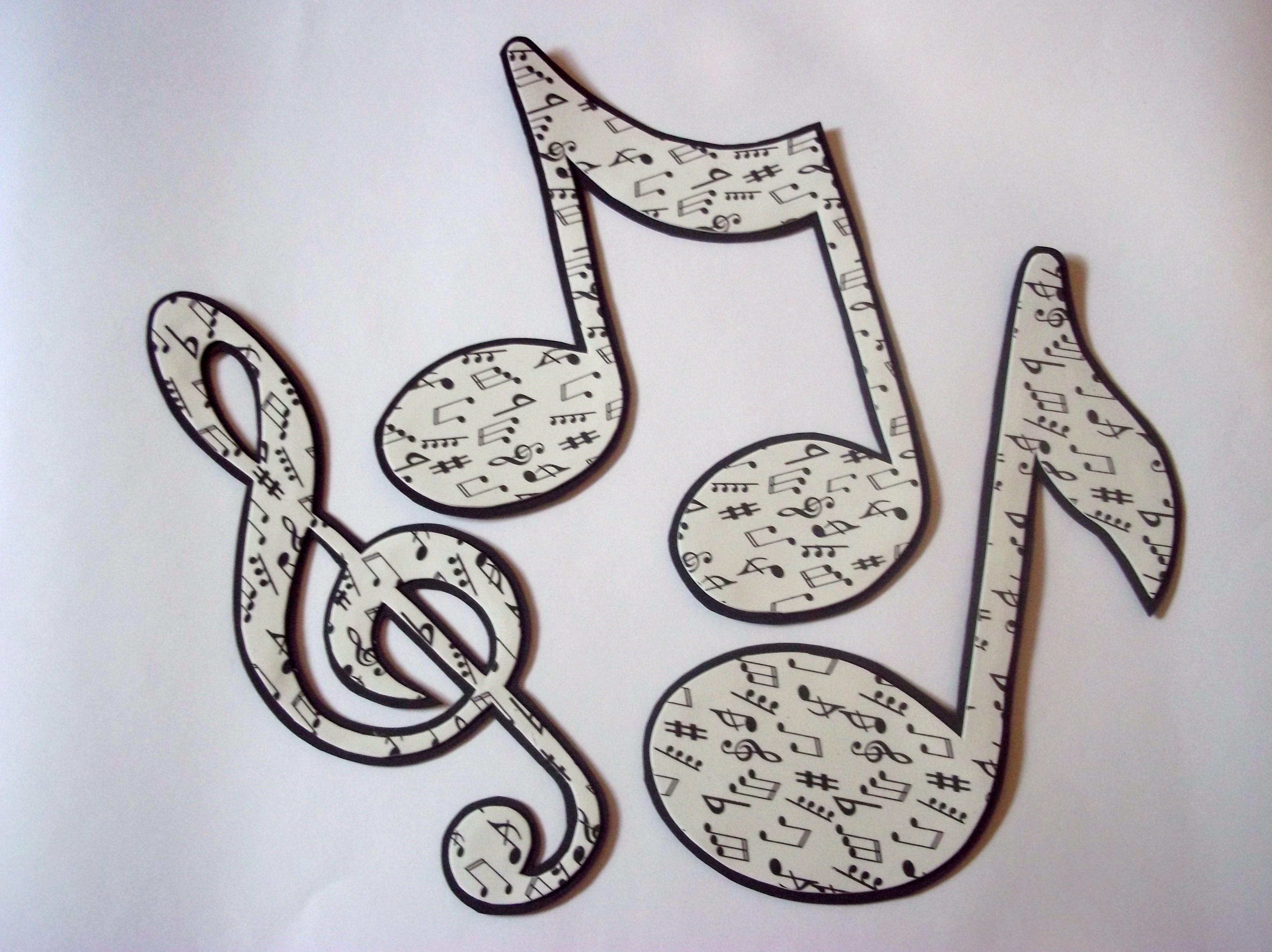 decoracao festa notas musicais:LETRAS MUSICAIS C/30 CM ALTURA – PAINEL