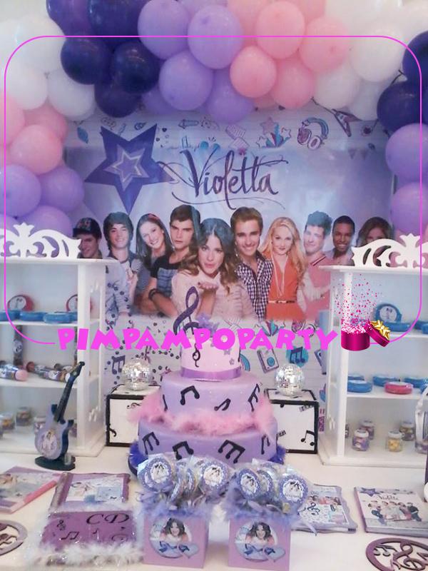 decoracao festa violeta: violetta festa infantil mesa provencal violetta festa da violetta