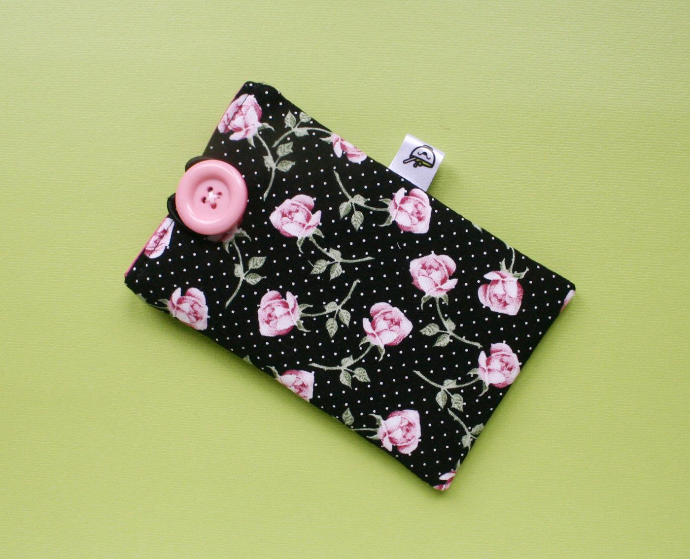 Bolsa Em Tecido Para Telemovel : Capa para celular tecido importado meia tigela elo