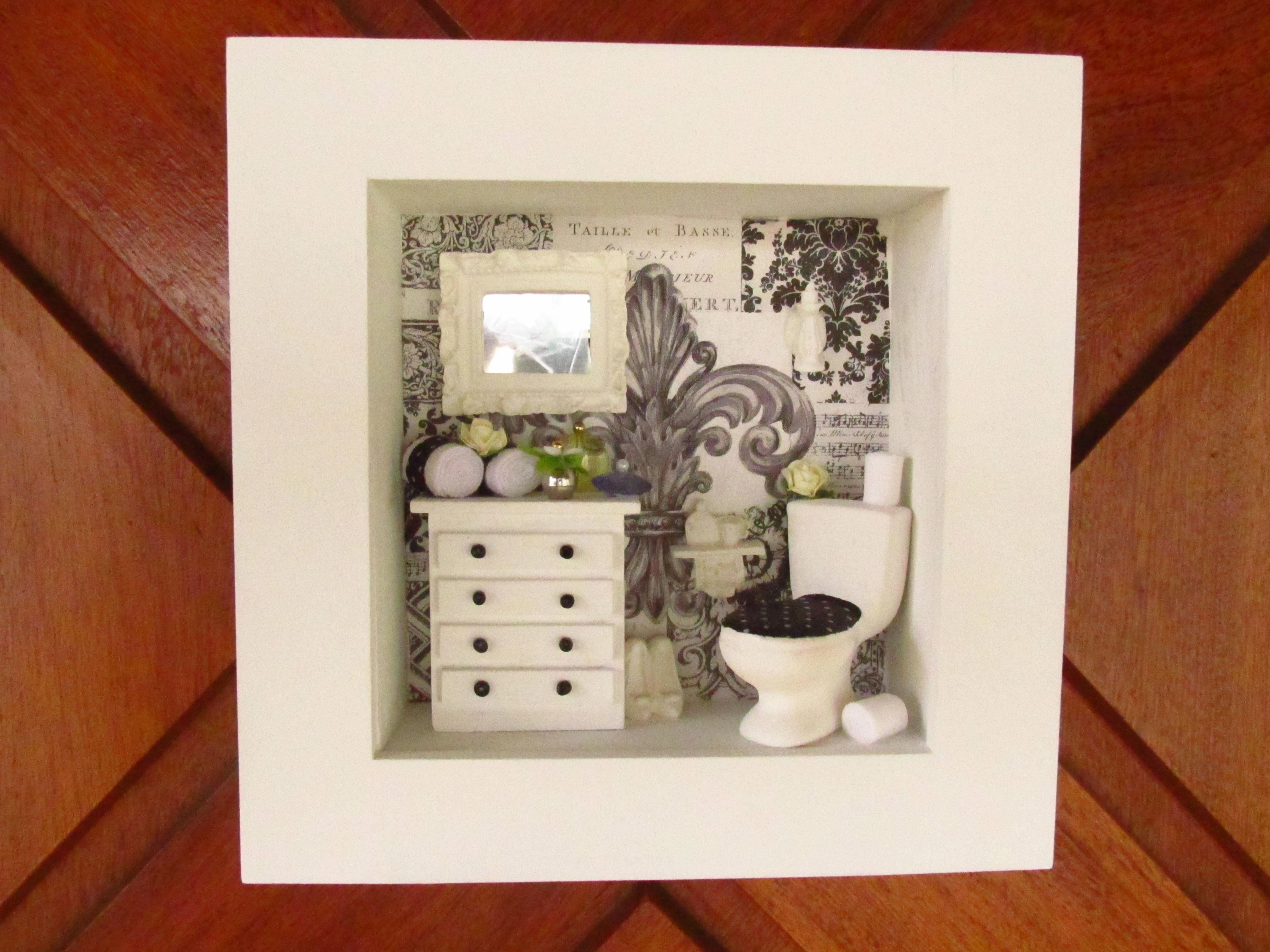 banheiro preto e branco armario miniatura banheiro preto e branco  #495F08 4608 3456