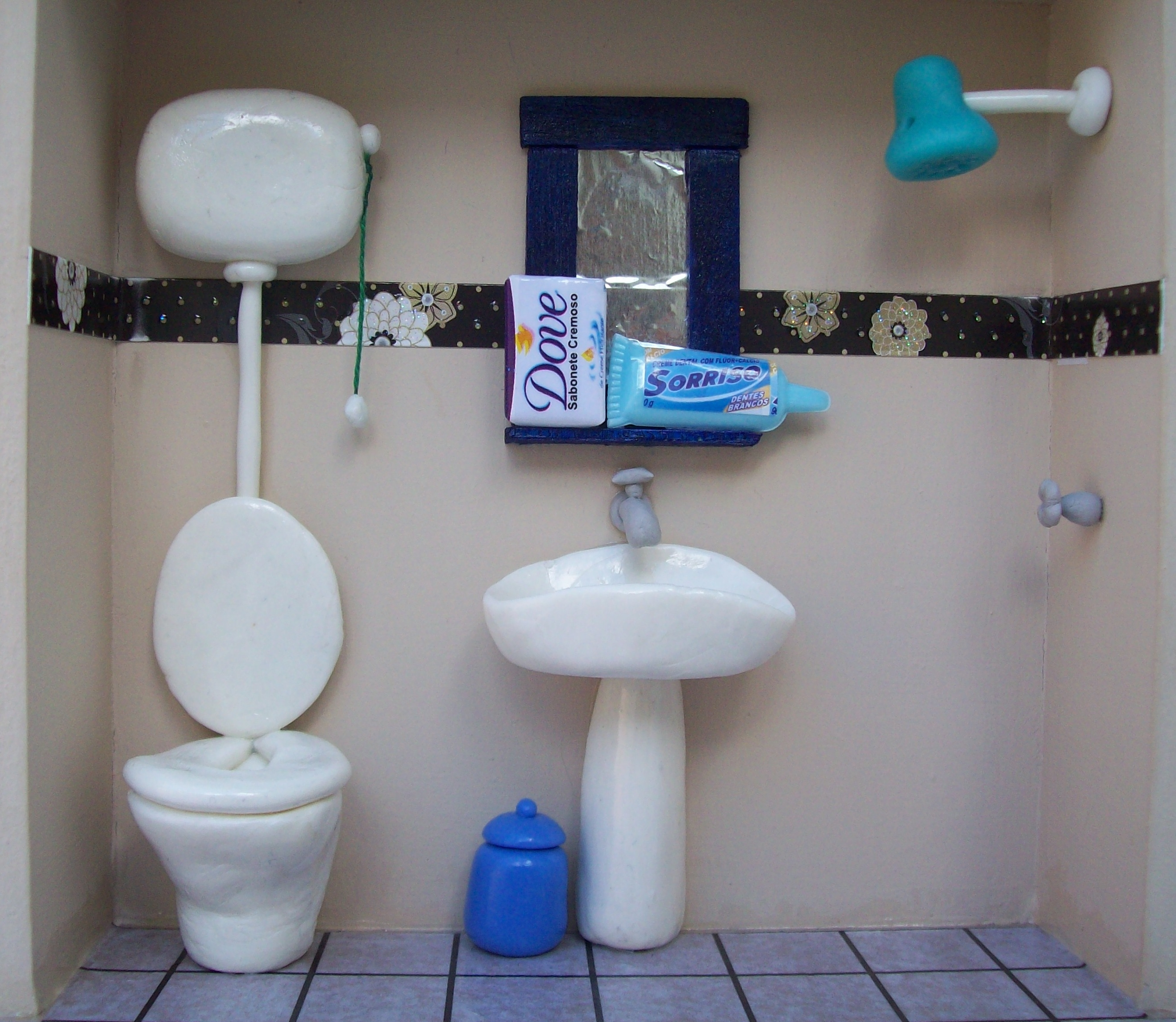 Decoração Banheiro Loja  gotoworldfrcom decoração de banheiro simples de pobre -> Decoracao Banheiro Loja