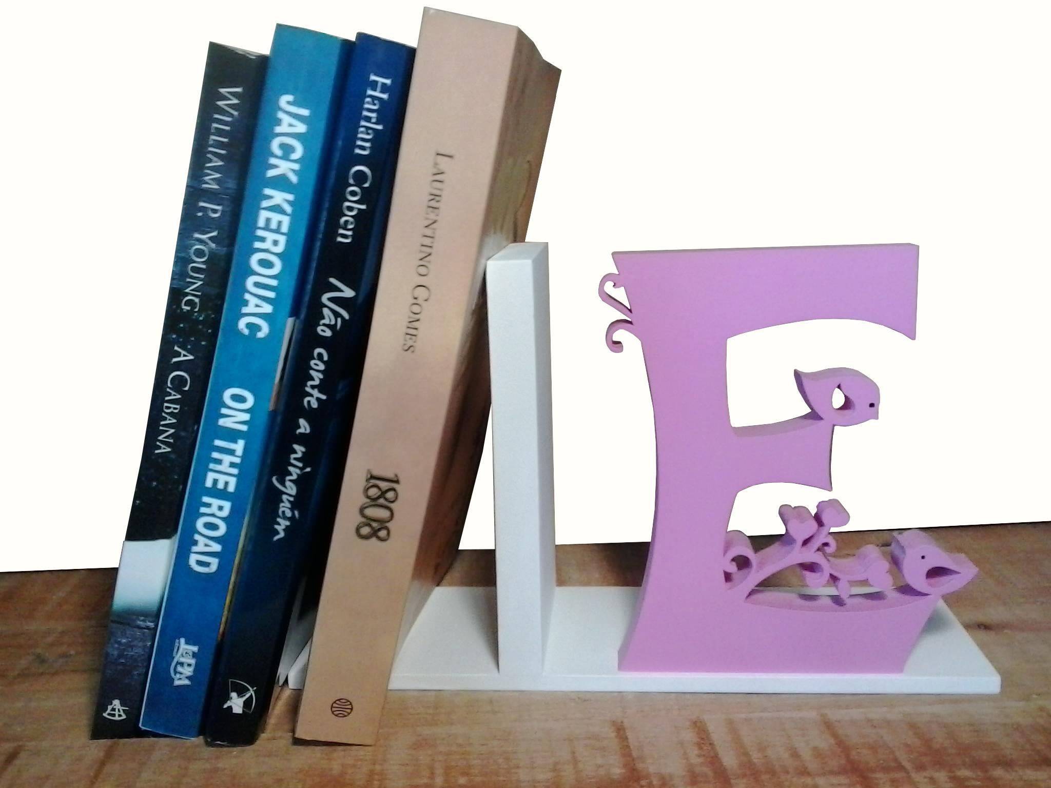 Adesivo Para Barra De Led ~ Aparador de livro Maria Guida Elo7
