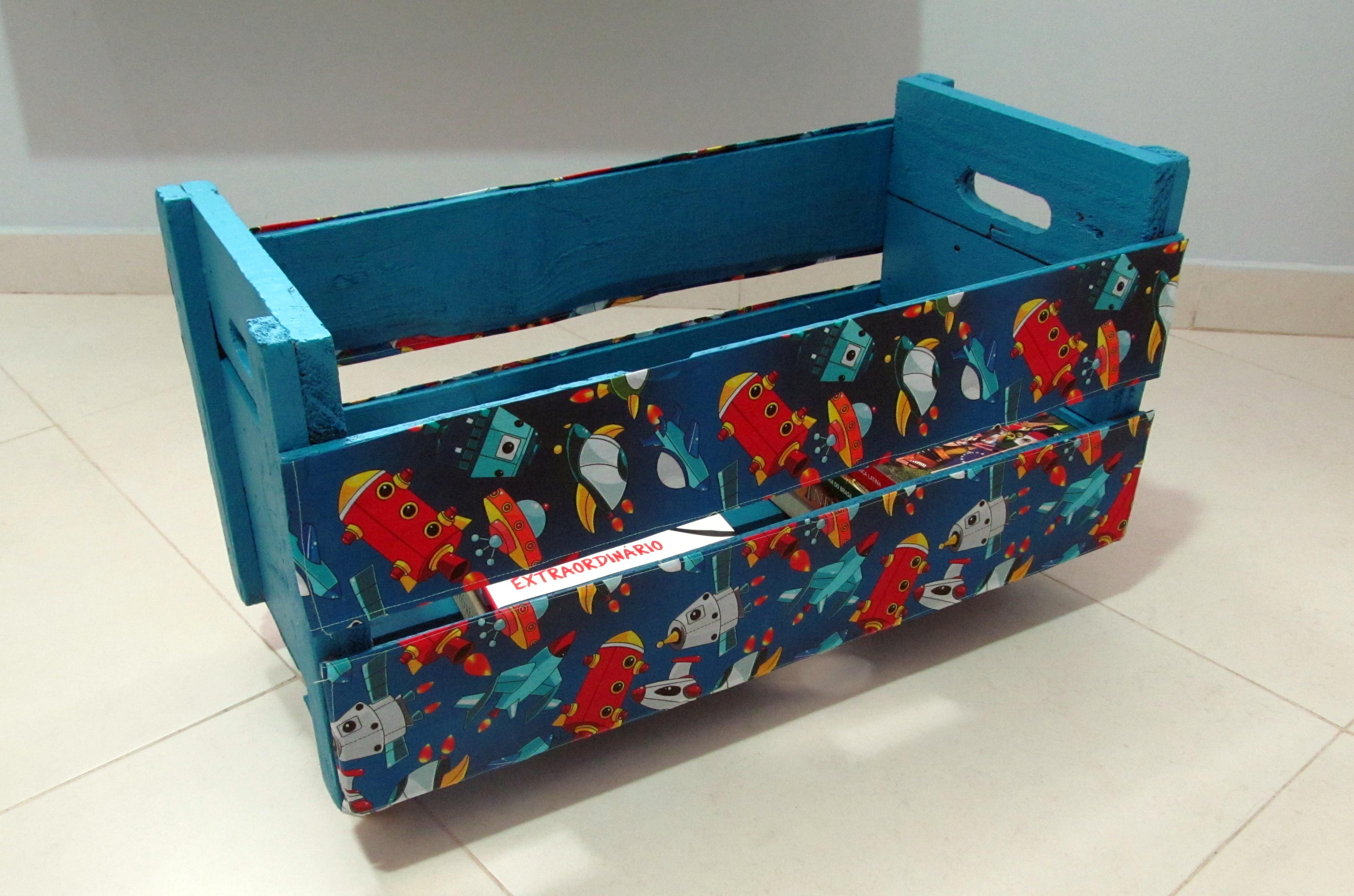 caixote decorado enfeite caixote decorado presentinho #0E455E 3800x2516