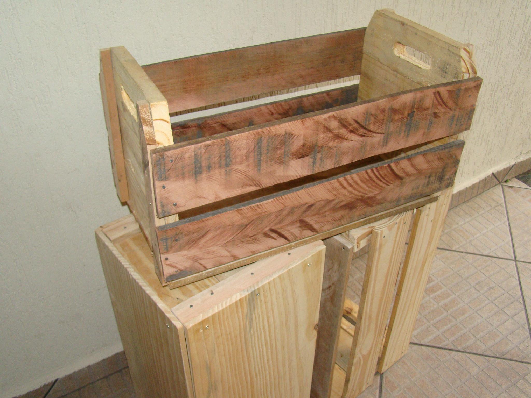caixote de feira rack caixote de feira madeira #455A1C 2048x1536
