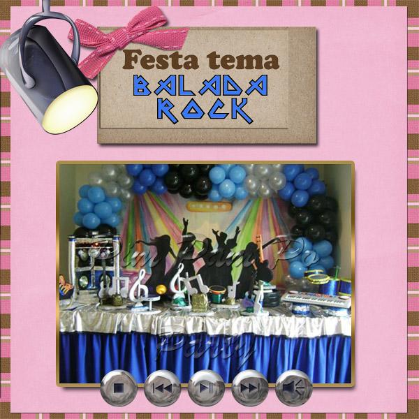 decoracao festa balada infantil: Mesa Balada Decoração Mesa Balada Decoração Mesa Balada