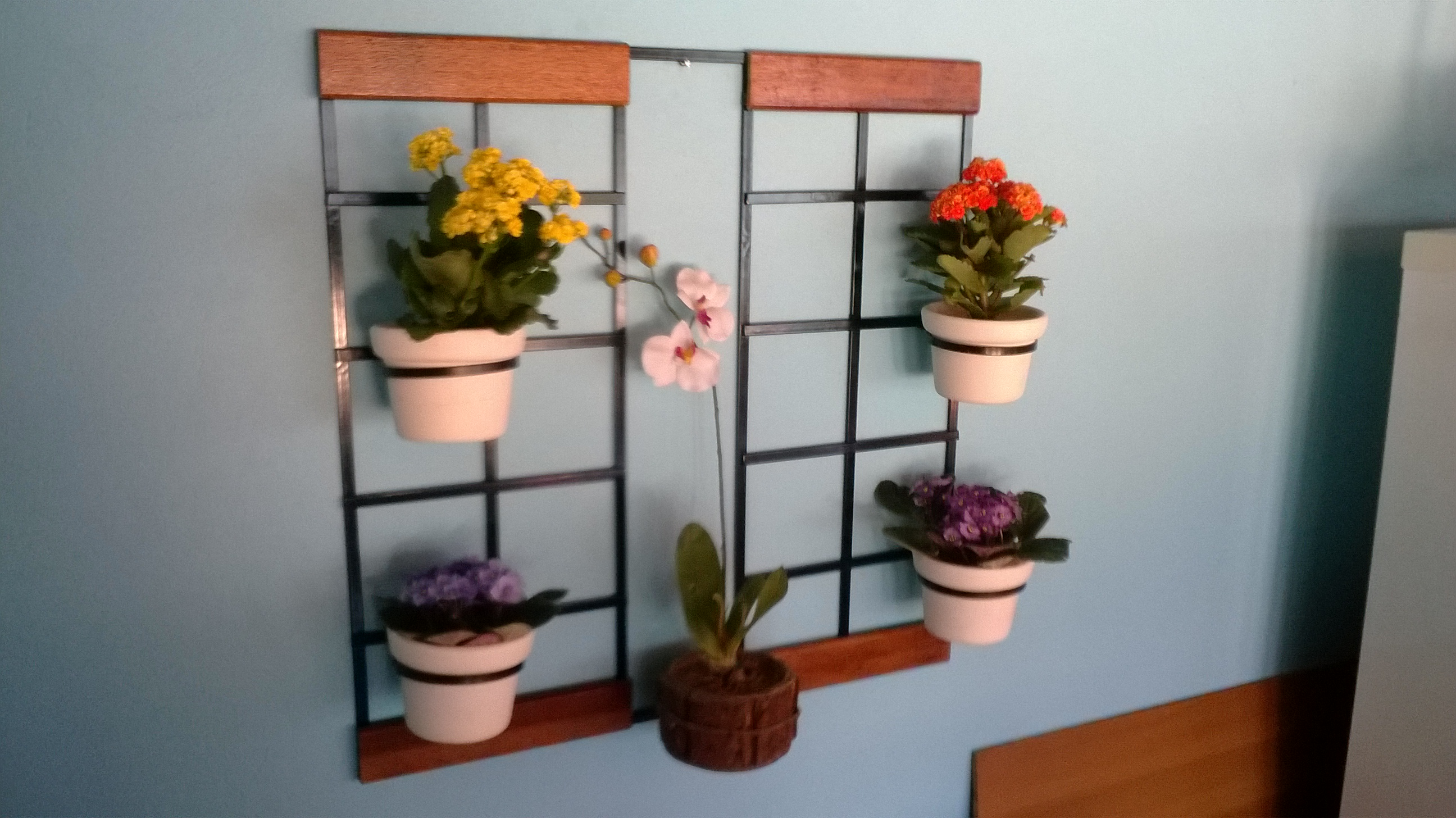 trelica jardim vertical:trelica para jardim vertical 75x75cm trelica para jardim vertical