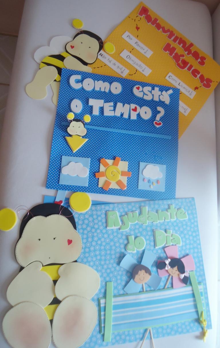 decoracao de sala aula educacao infantil:kit-sala-de-aula-decoracao-em-e-v-a-eva-decoracao-sala-de-aula-ludico