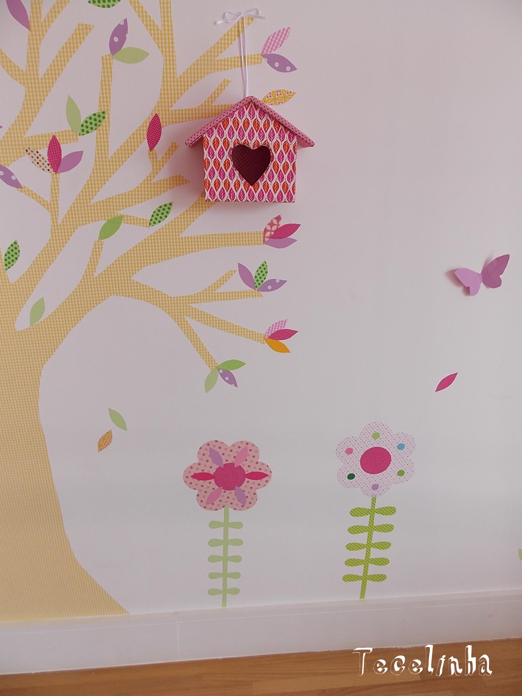 decoracao quarto de bebe jardim encantado : decoracao quarto de bebe jardim encantado:jardim encantado com arvore adesivos bebe jardim encantado com arvore