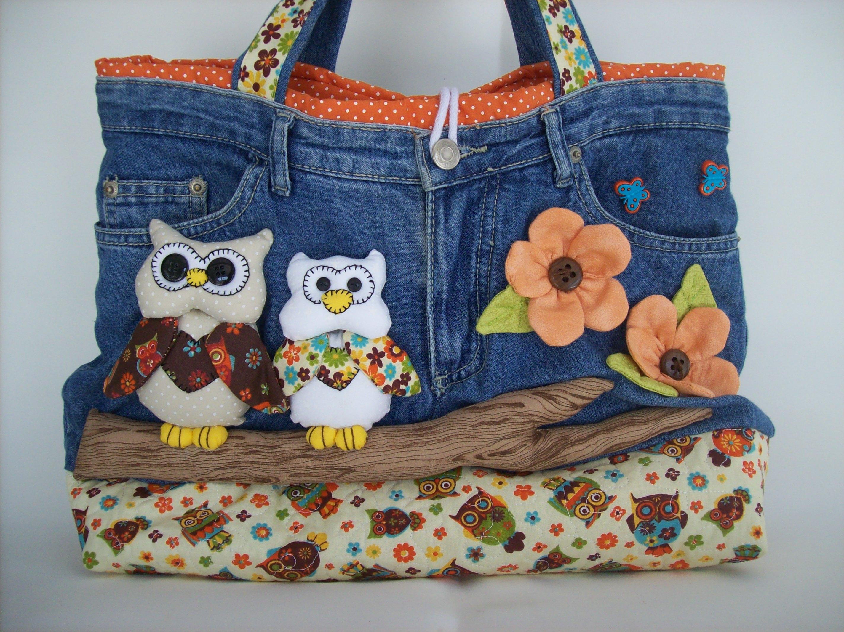 Как легко сшить сумочку для девочек