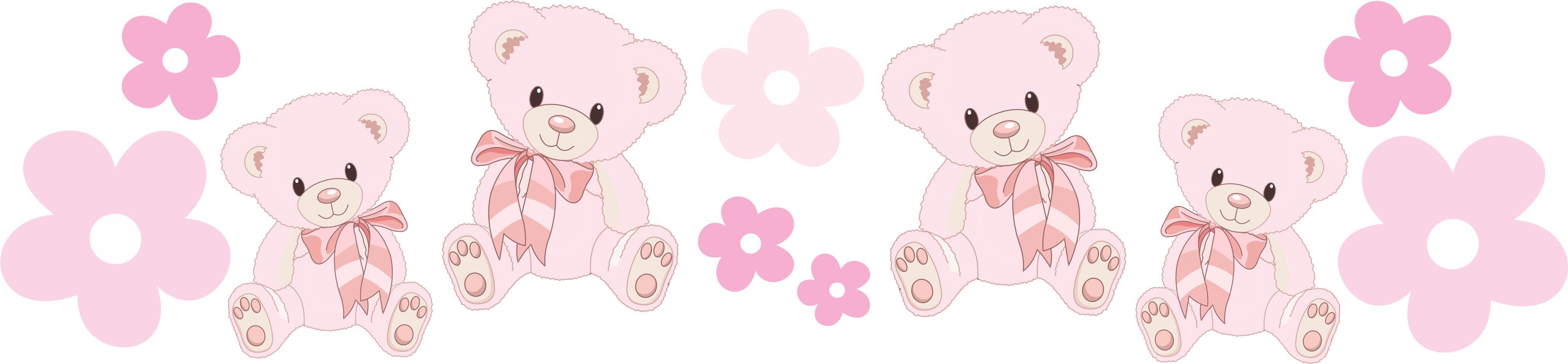 20170321115327 papel de parede urso quarto de bebe - Papel pared bebe ...