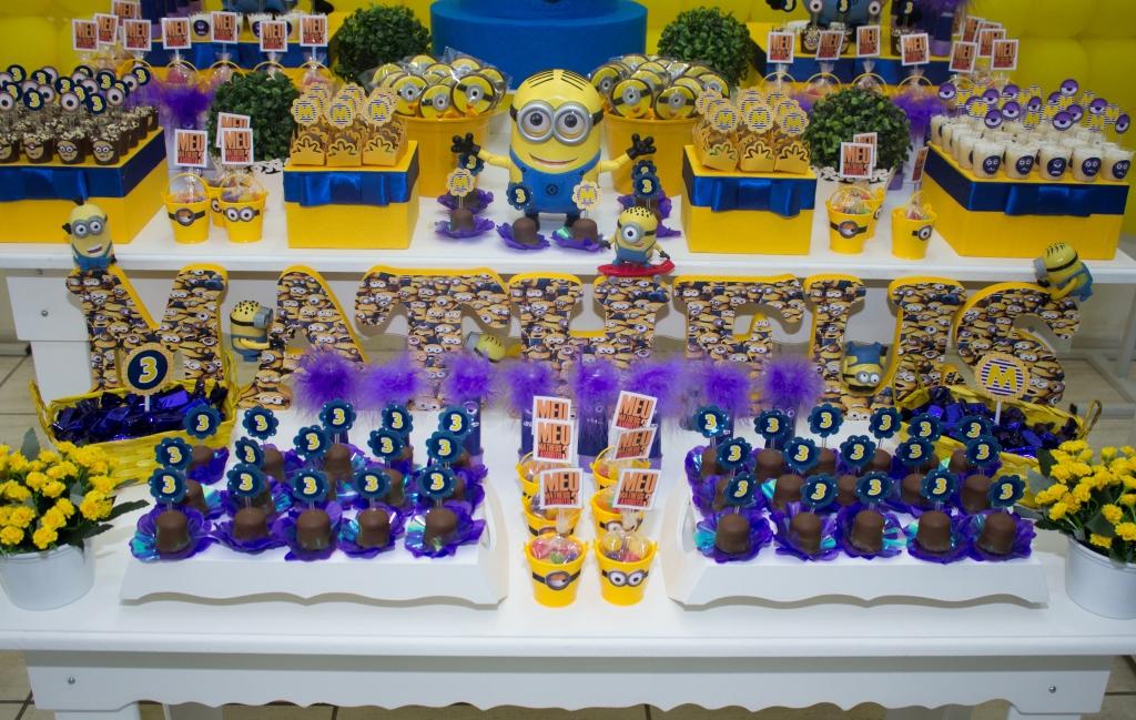 decoracao festa minions : decoracao festa minions:decoracao-minions-clean decoracao-minions-festa-minions