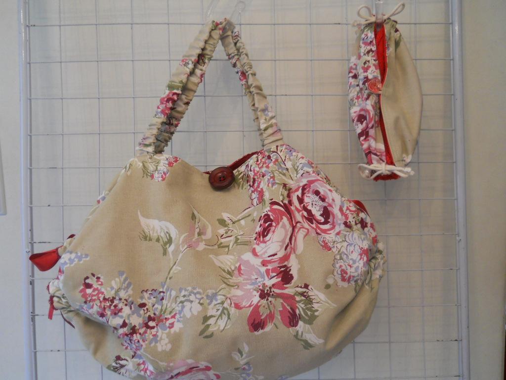 Bolsa De Tecido Artesanal : Bolsa toalha atelie artesanal elo
