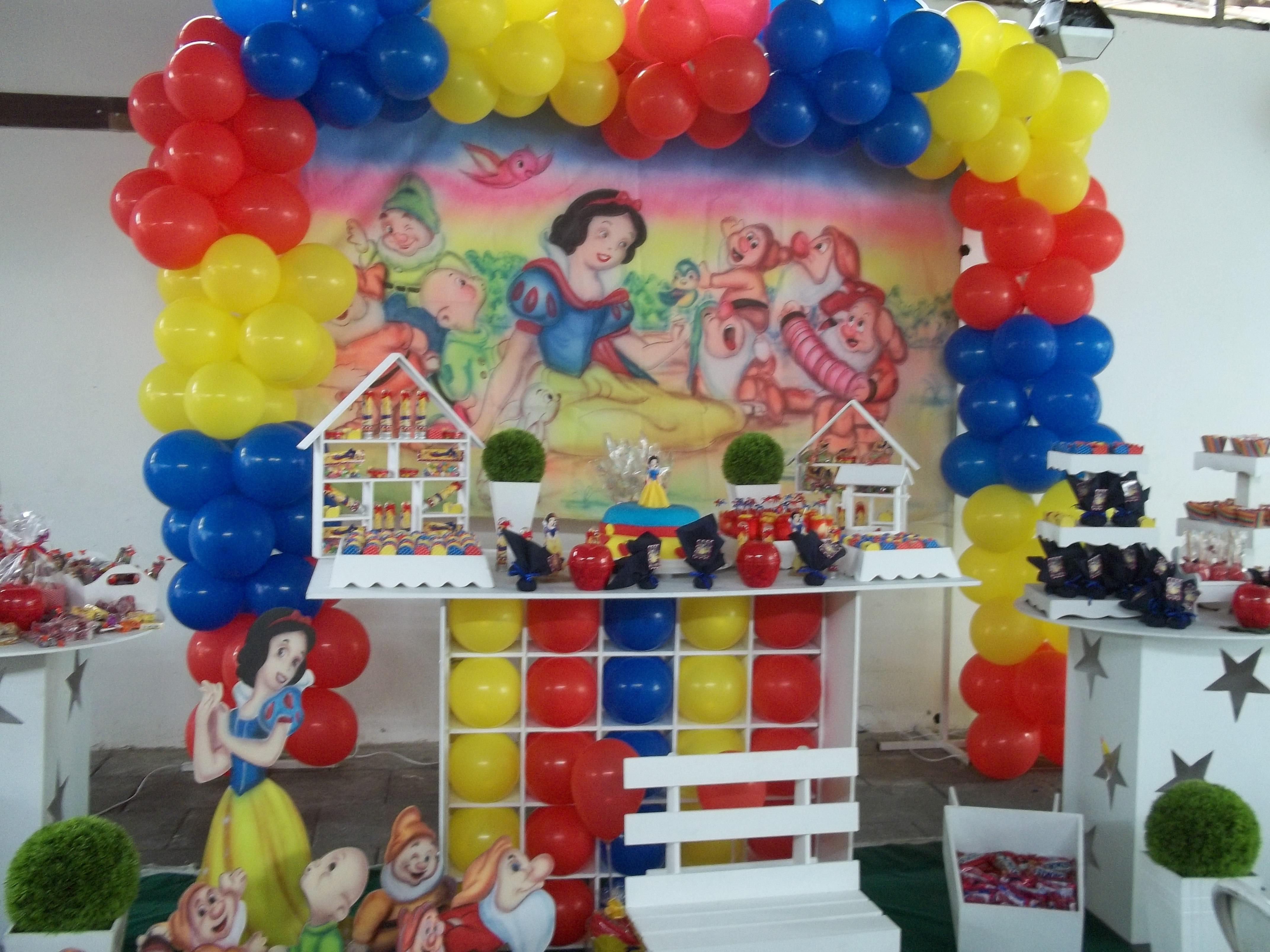 decoracao festa infantil branca de neve provencal:festa-provencal-da-branca-de-neve-festa-provencal-da-branca-de-neve