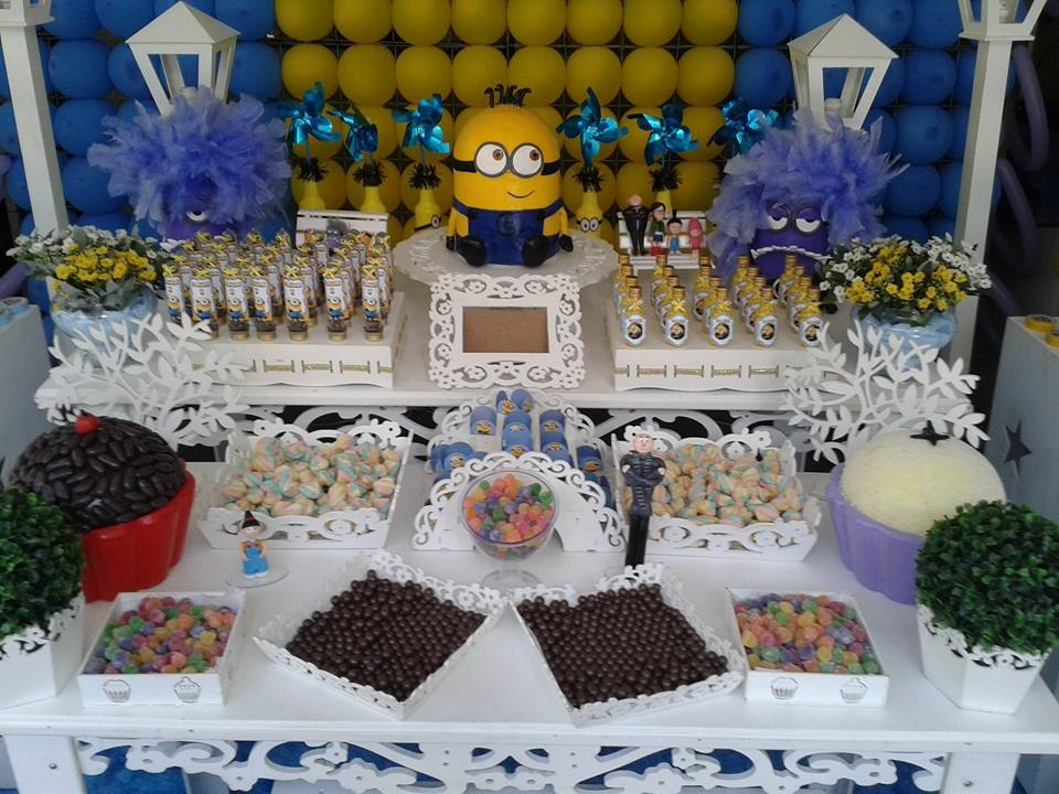 decoracao festa minions : decoracao festa minions:Minions Decoração Provençal Minions Decoração Provençal Minions