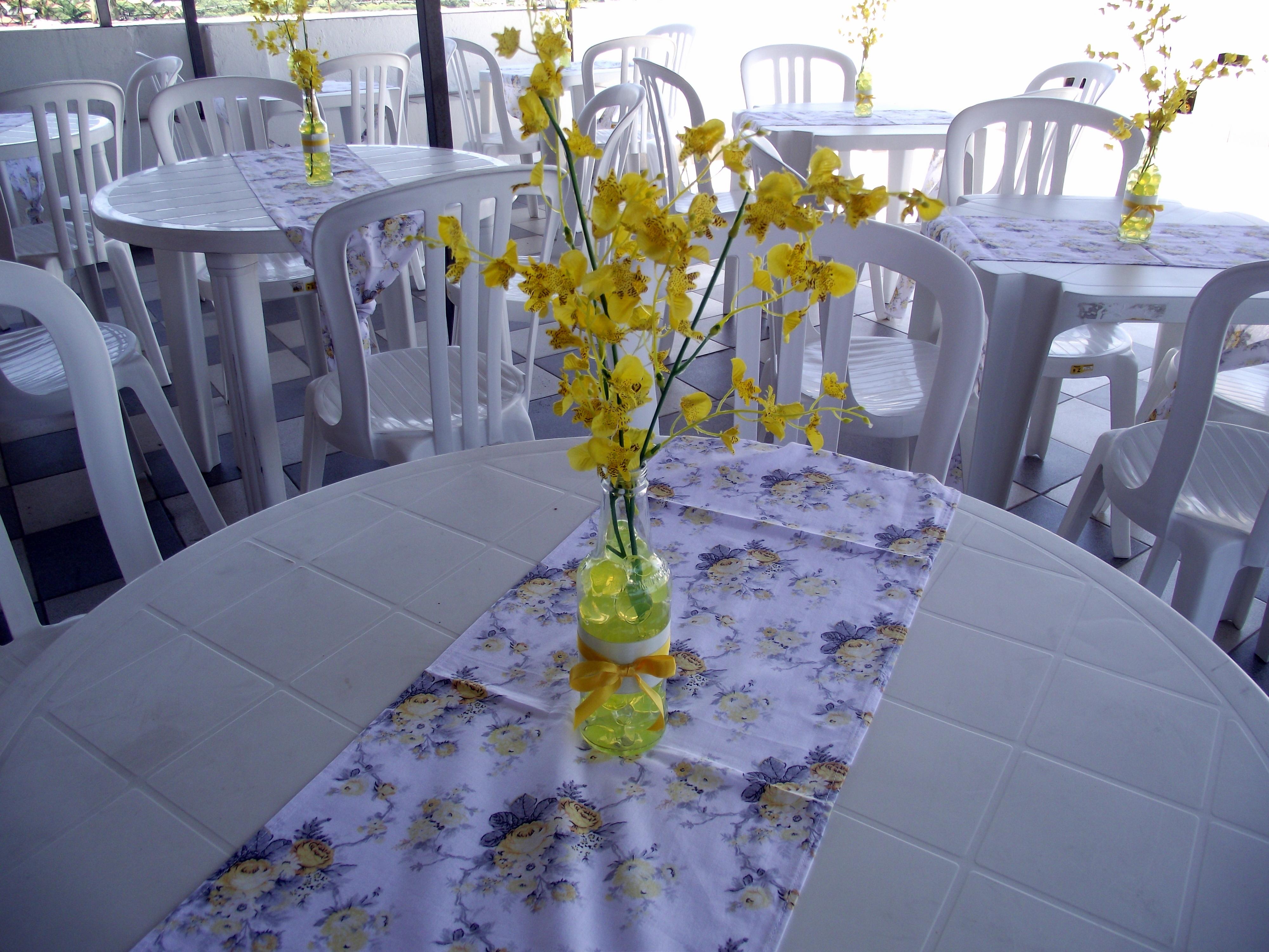 decoracao branca e amarela:Festa Amarela Decoração Festa Amarela Decoração Festa Amarela
