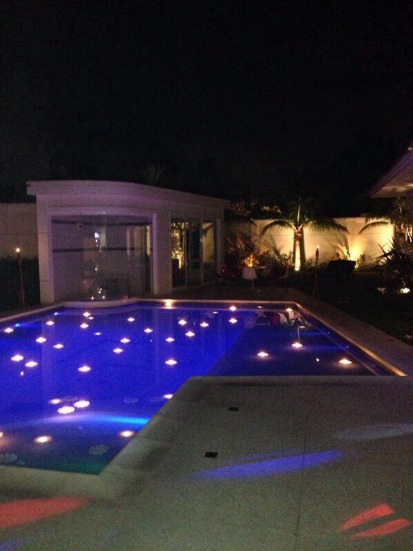 Velas flutuantes para piscina grandes starte ateli elo7 - Velas para piscinas ...